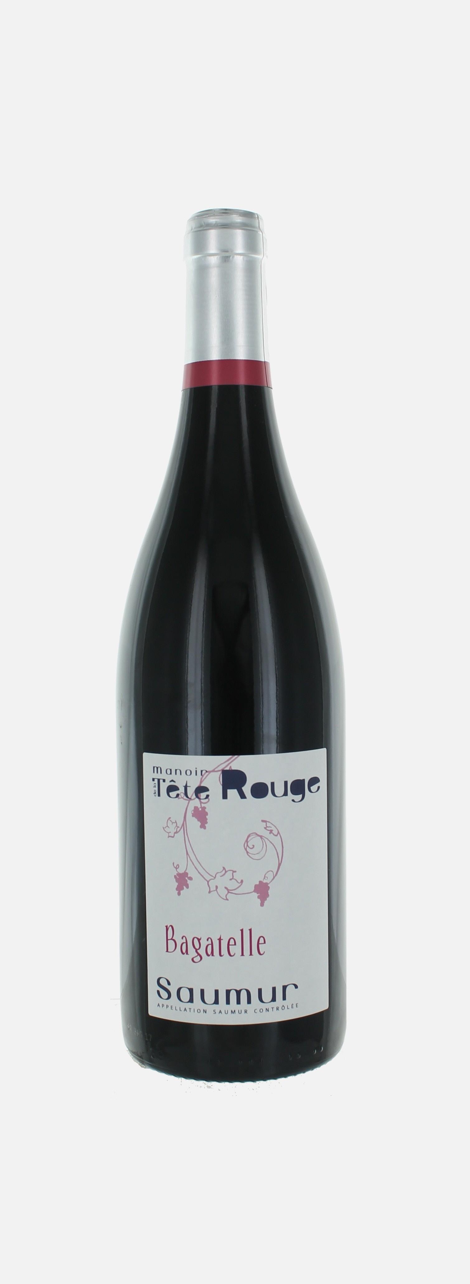 Bagatelle, Saumur,  Manoir de la Tête Rouge