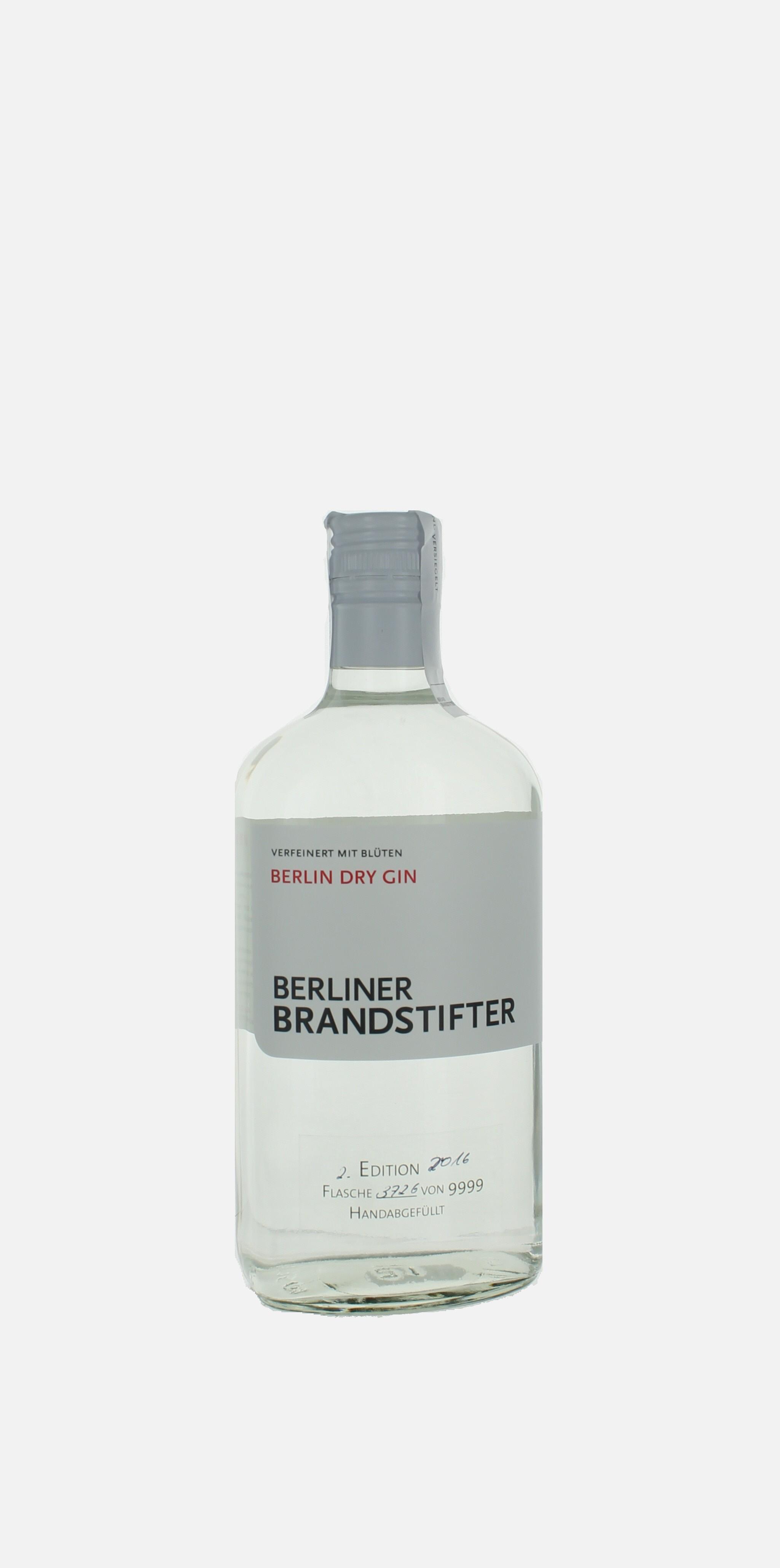 Berliner Brandstifter, Gin