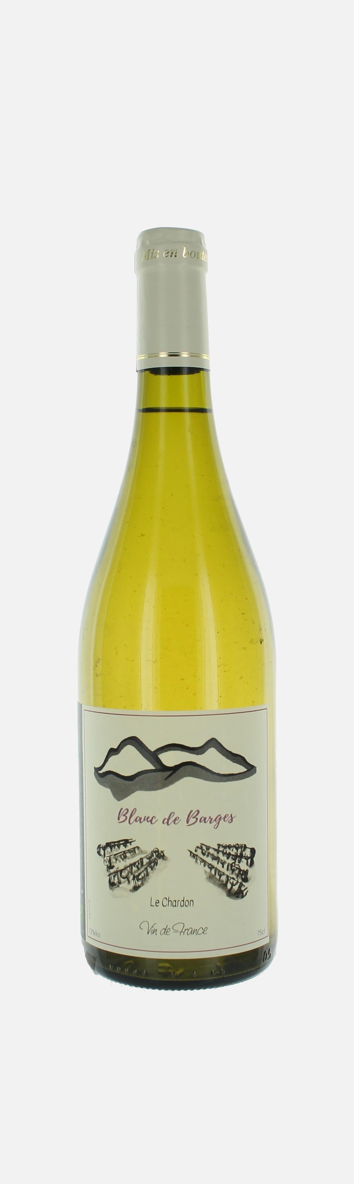 Blanc de Barges, vin de France, Jura