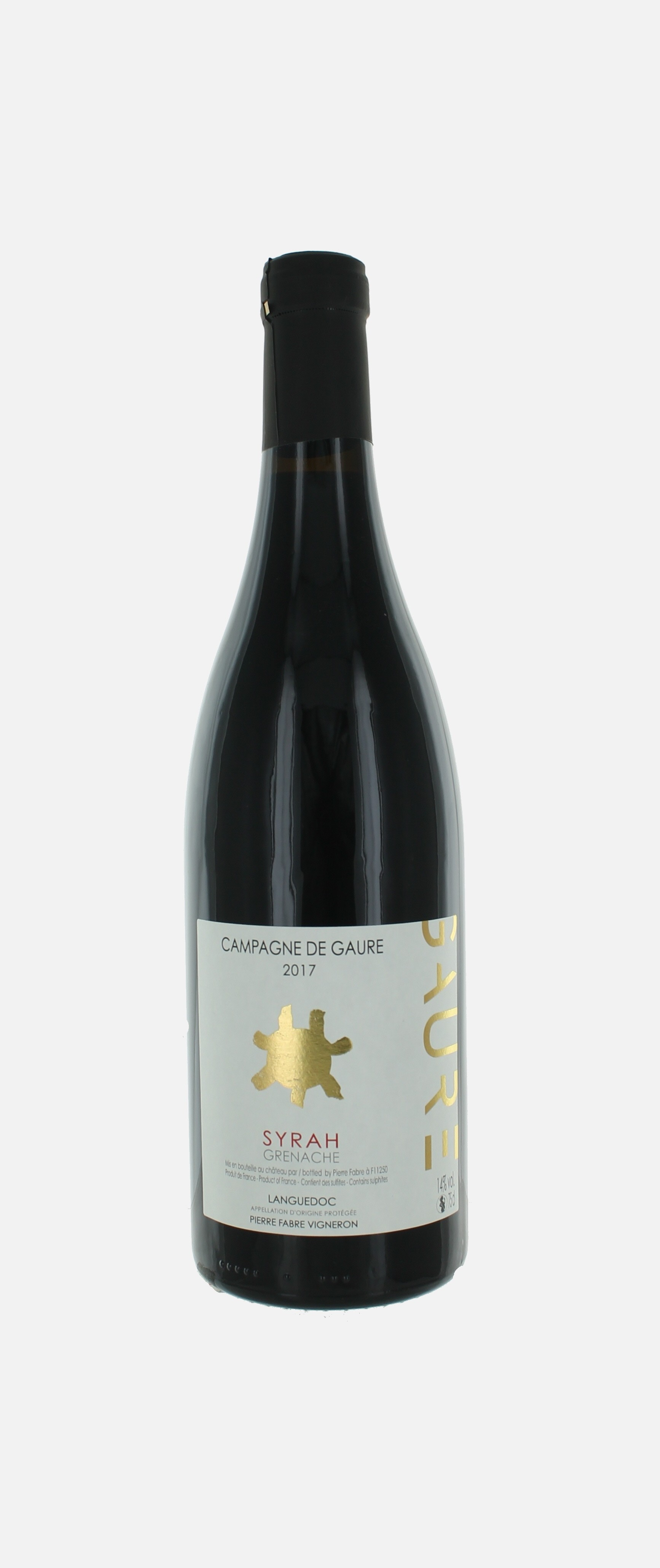 Campagne de Gaure, AOP Languedoc, De Gaure