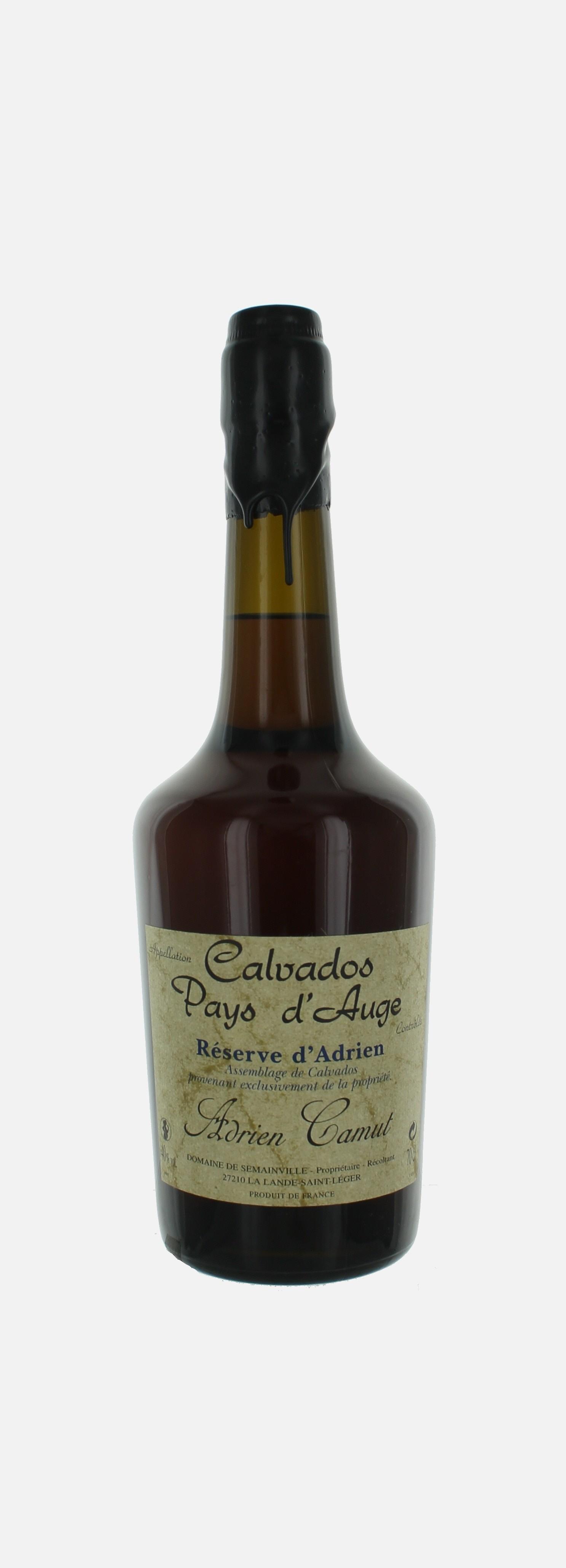 Calvados Pays D'Auge  Camut, Réserve Adrien