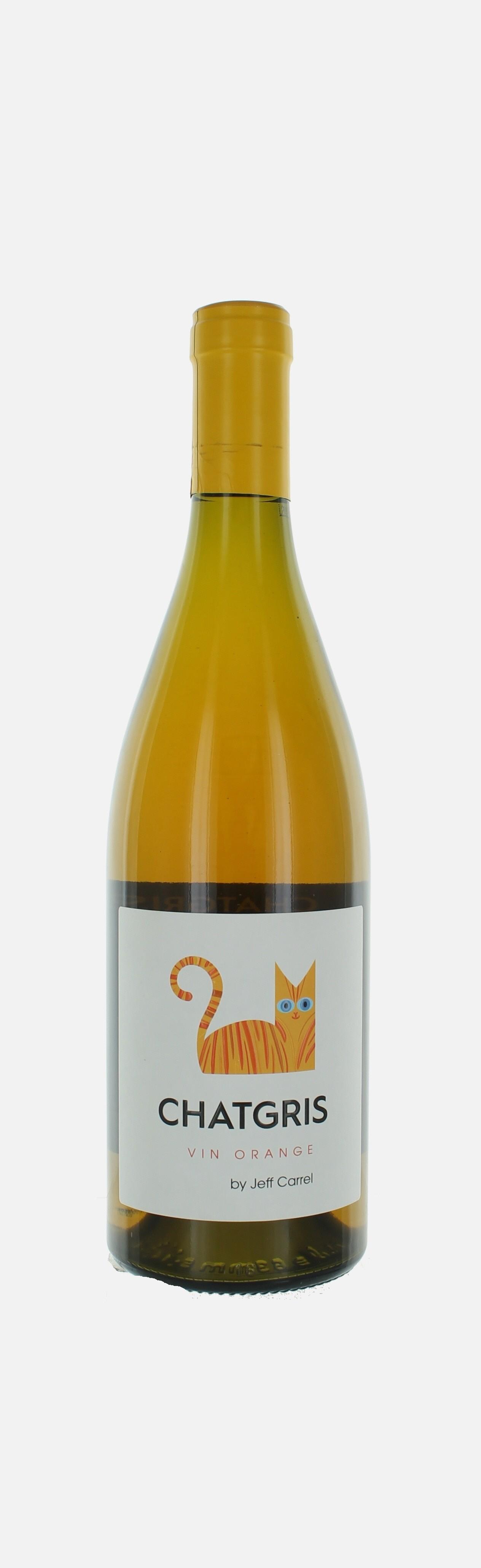 Chat Gris, Vin de France orange, Jeff Carrel