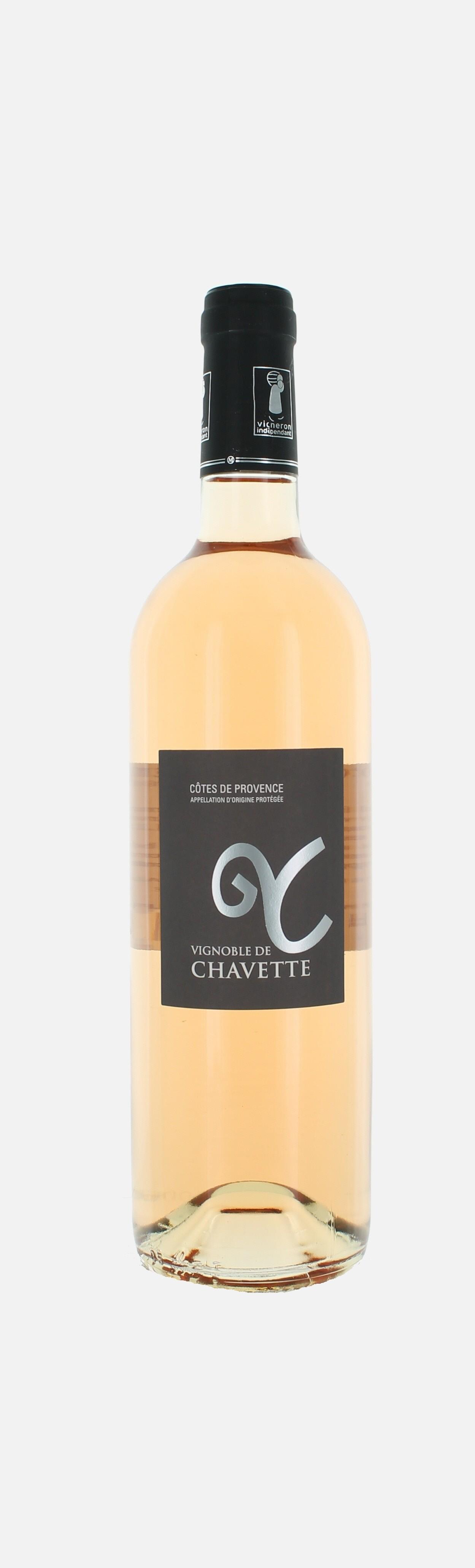 Vignoble Chavette, Côtes de Provence