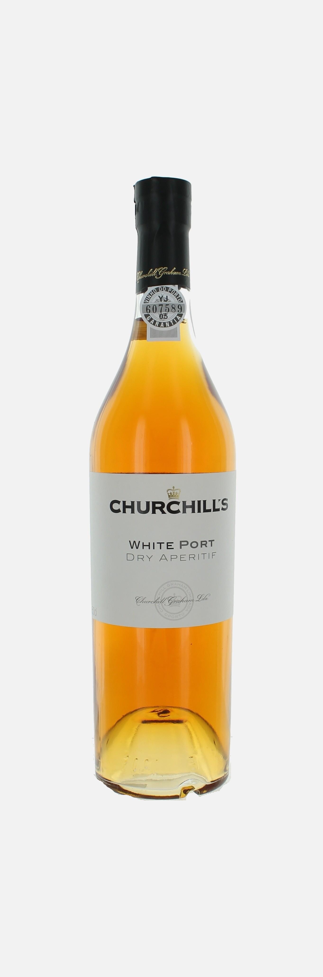 Churchills White Port Dry