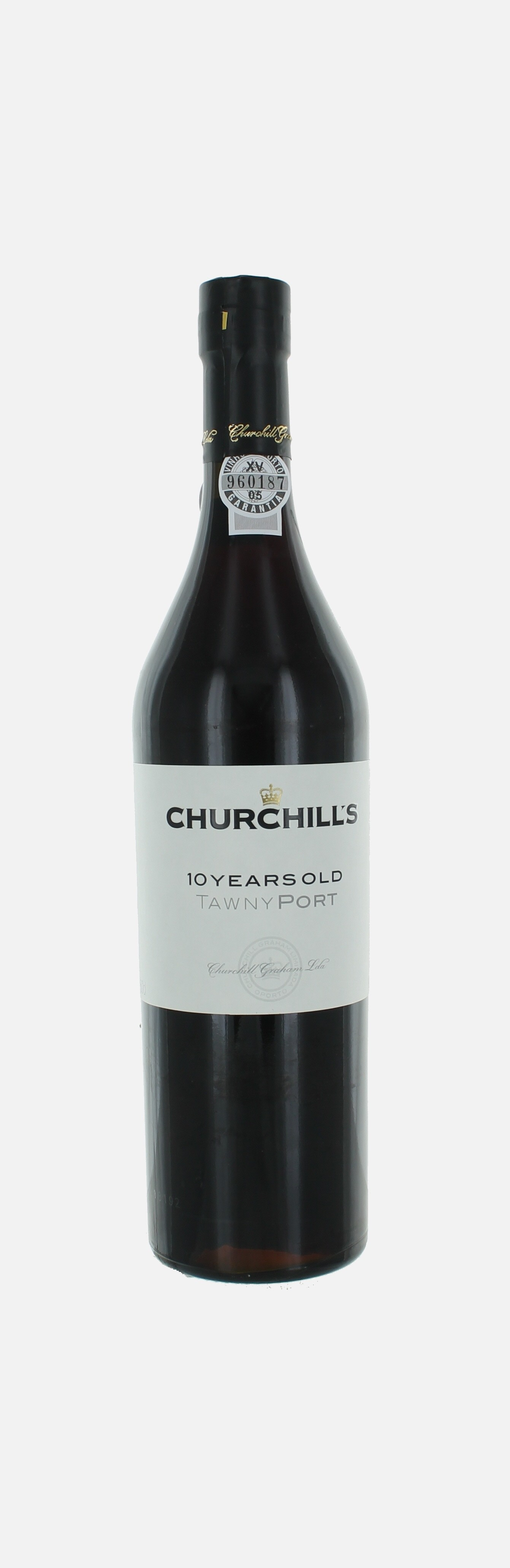 Tawny 10 Years, Churchill's