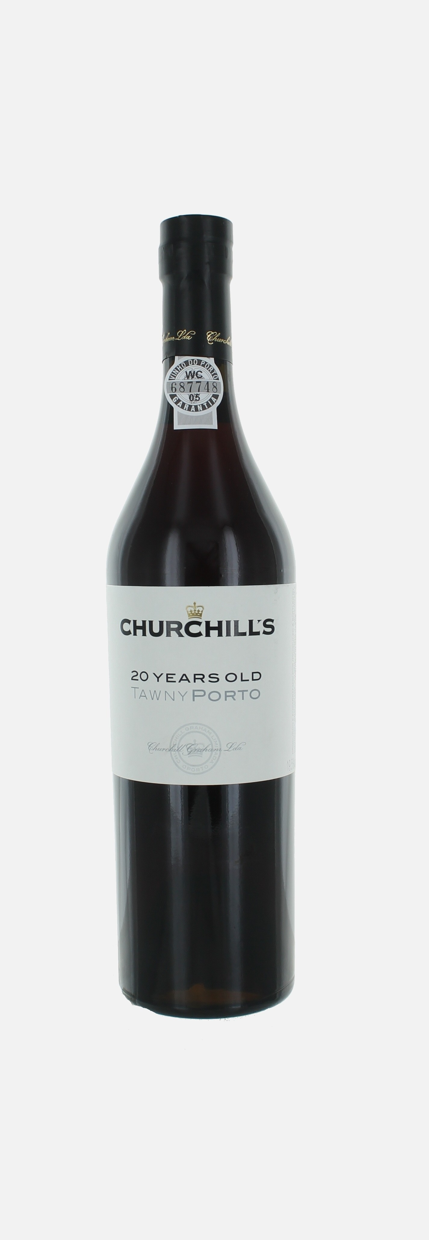 Tawny 20 Years, Churchill's