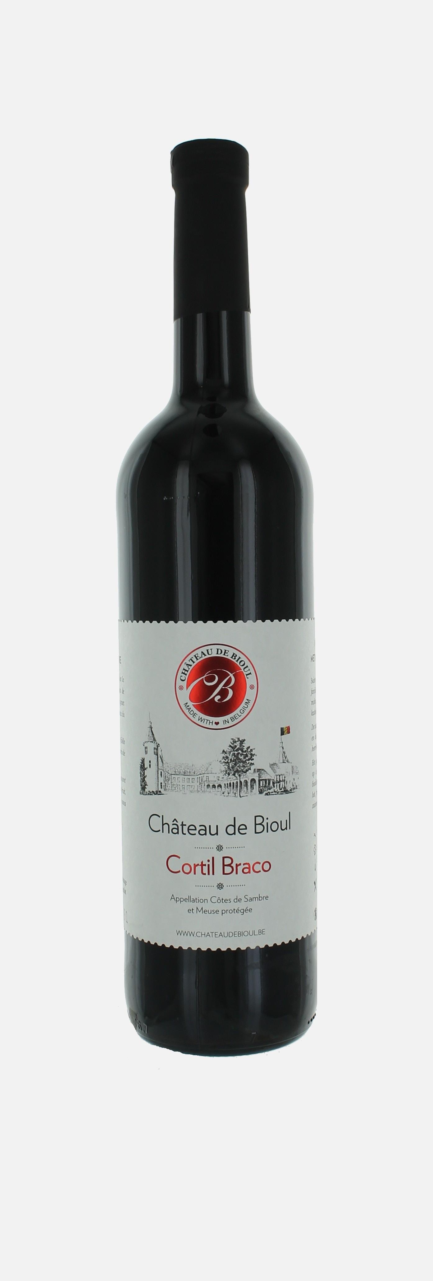 Cortil Braco, Sambre et Meuse, Ch. de Bioul