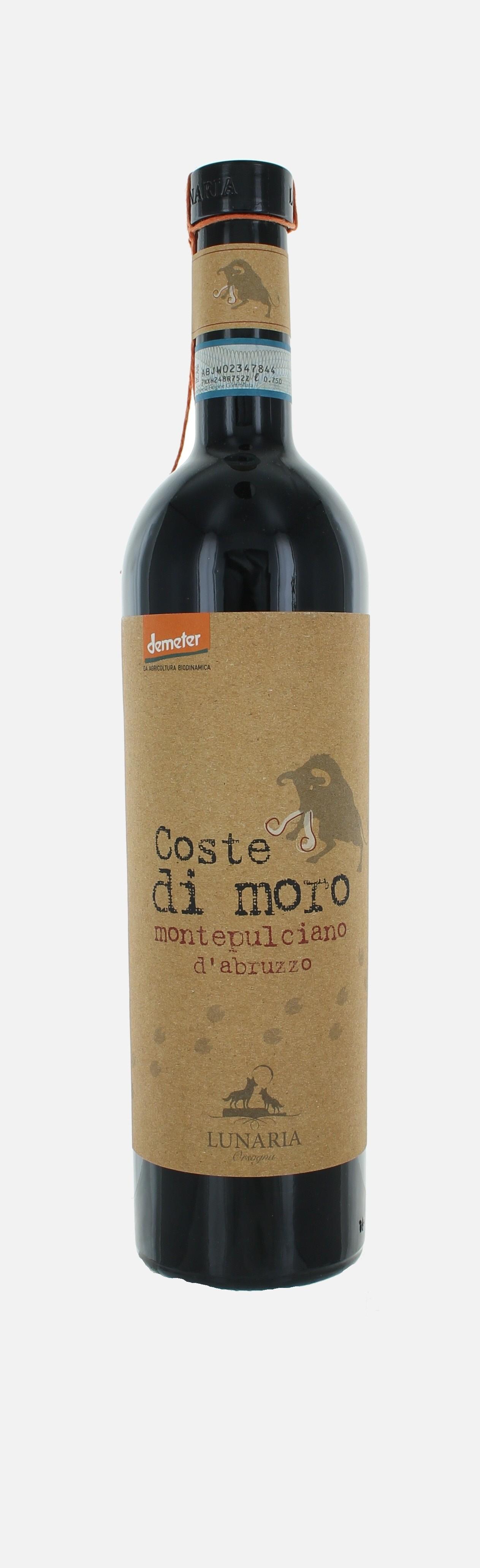 Coste di Moro,  Montepulciano d'Abruzzo, Lunaria
