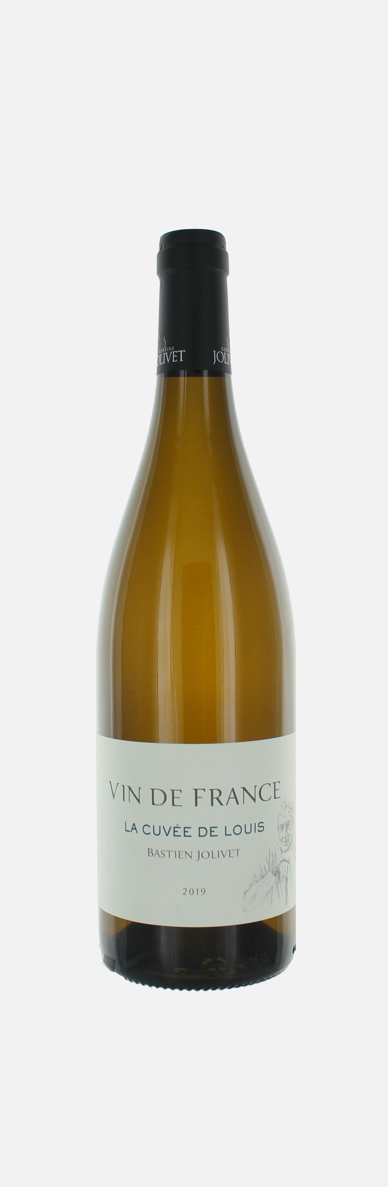 La Cuvée de Louis, Vin de France, Dom. Jolivet