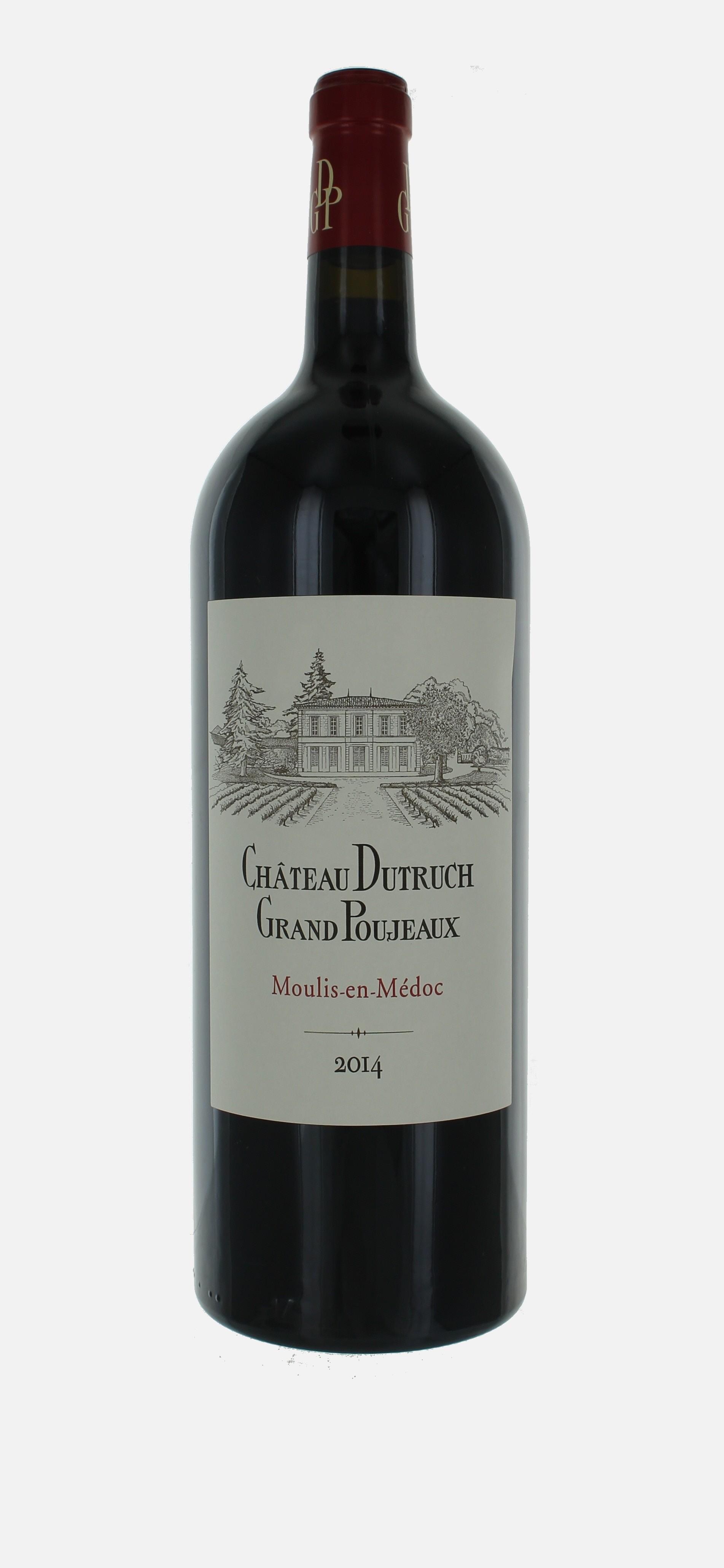 Château Dutruch Grand Poujeaux, Moulis