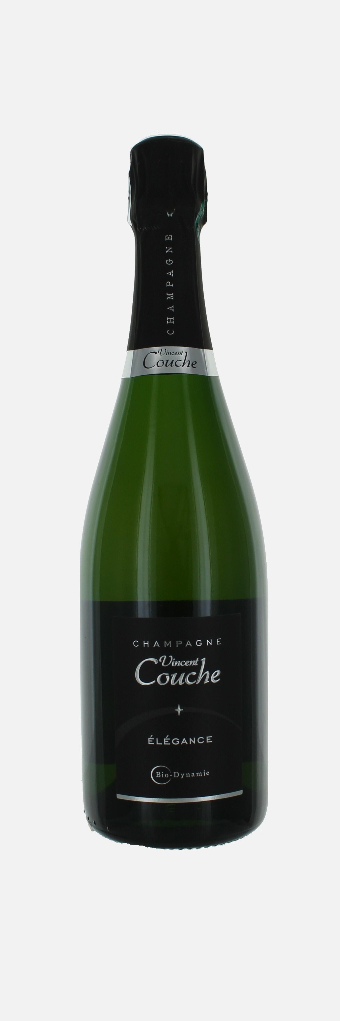Elégance, Champagne Brut, Vincent Couche