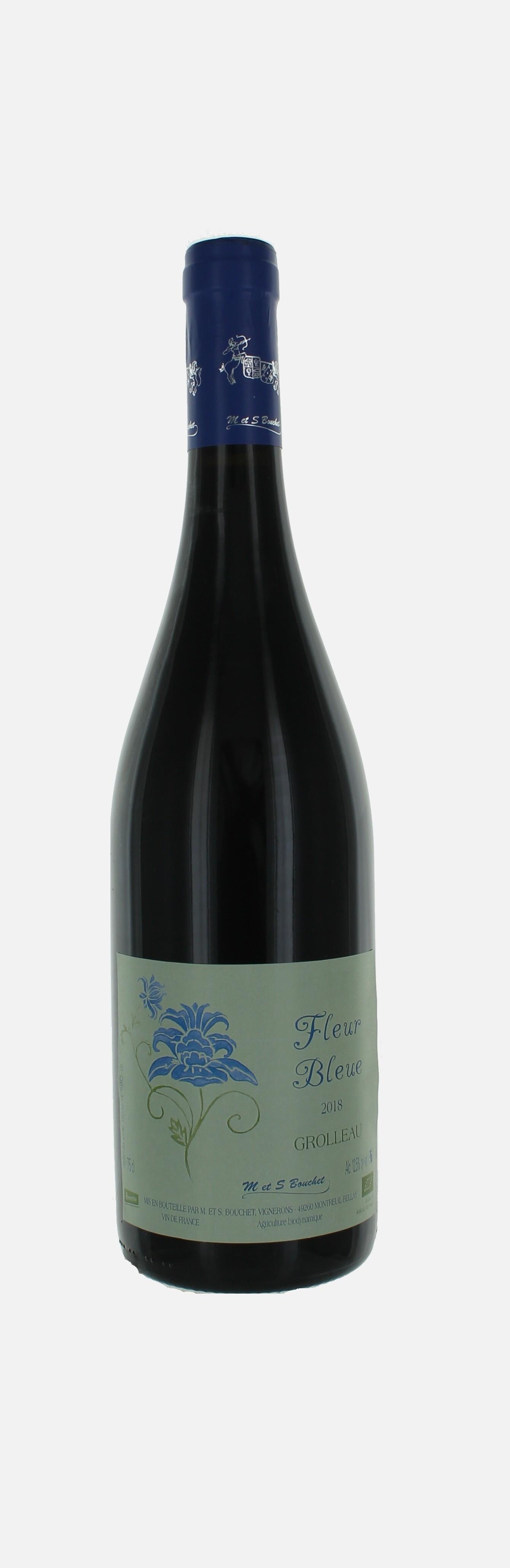 Fleur Bleue, Vin de France, M&S Bouchet