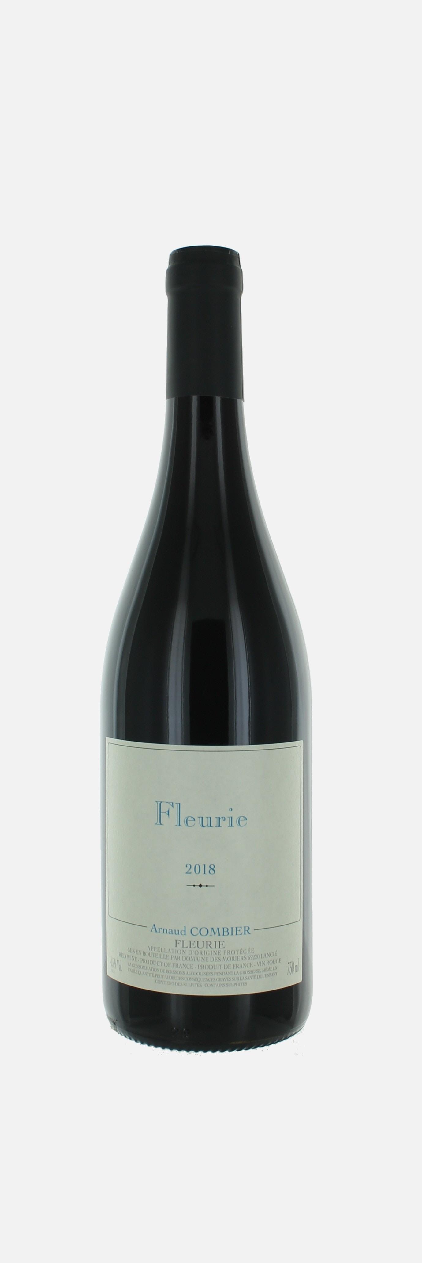 Fleurie, Beaujolais, Arnaud Combier