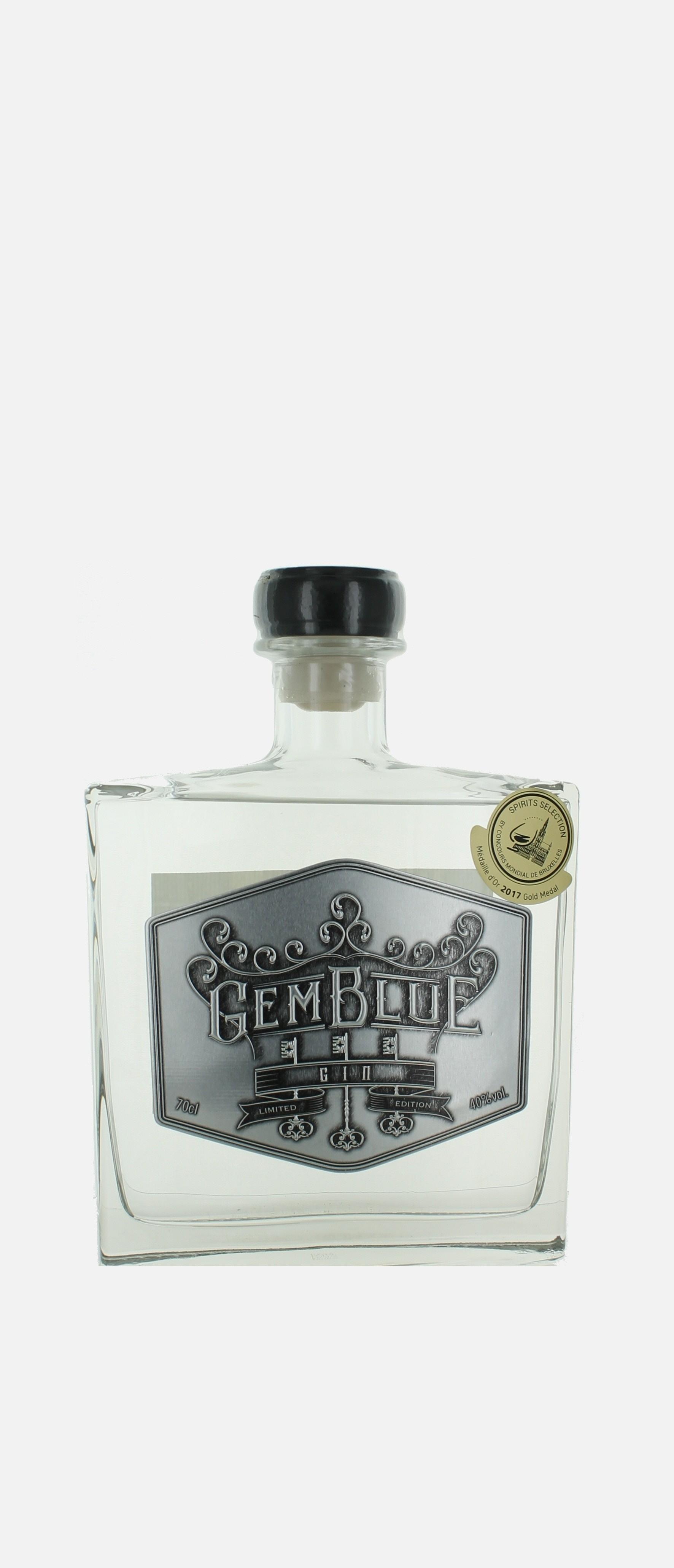 Gemblue, Gin