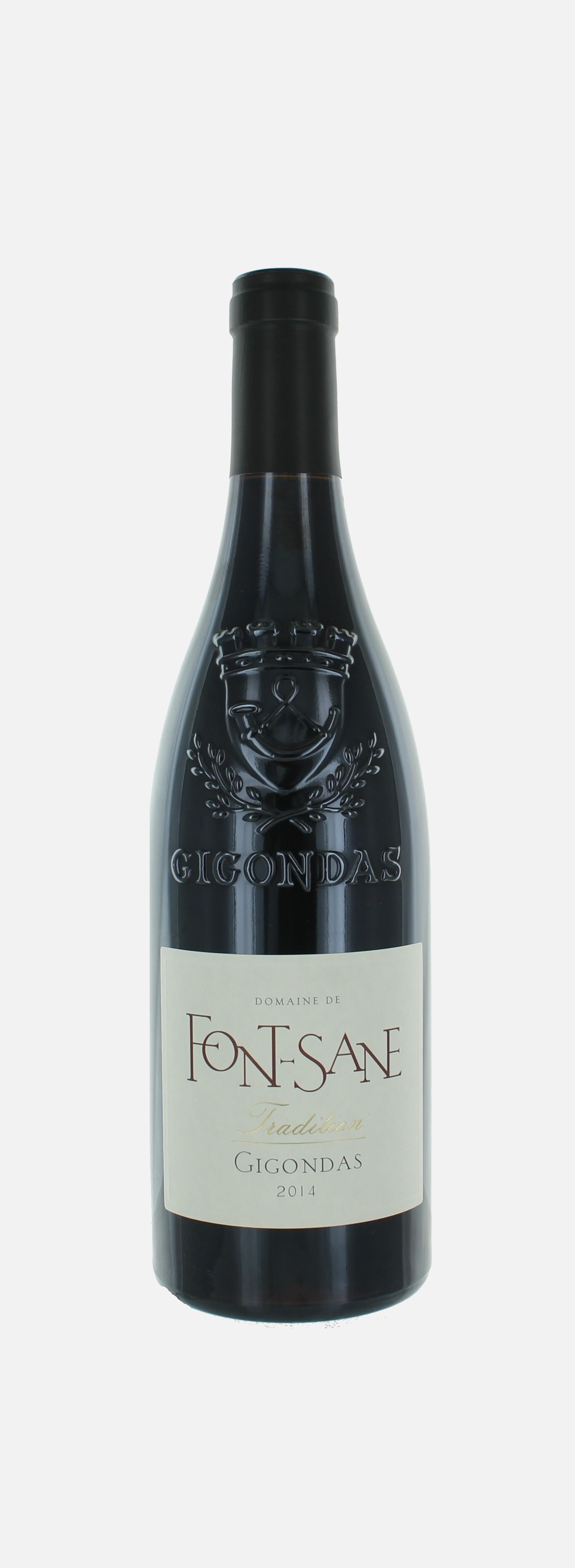 Tradition, Gigondas, Domaine Font Sane