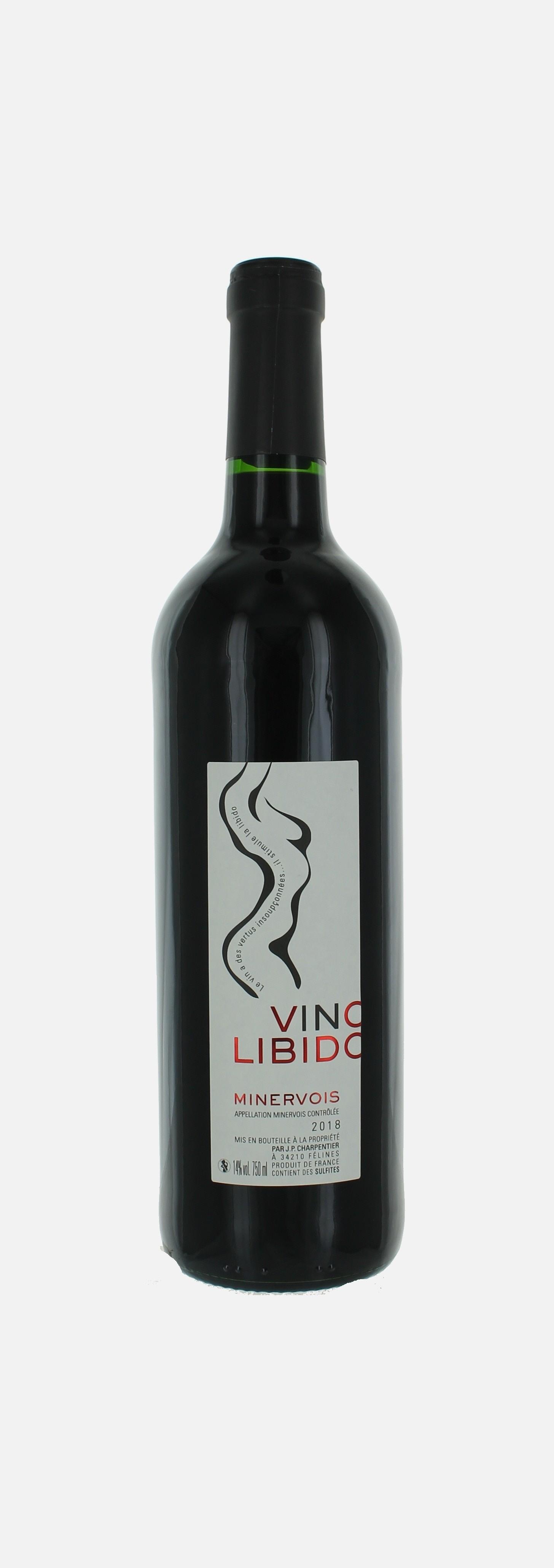 In Vino Libido, Minervois, JP Charpentier