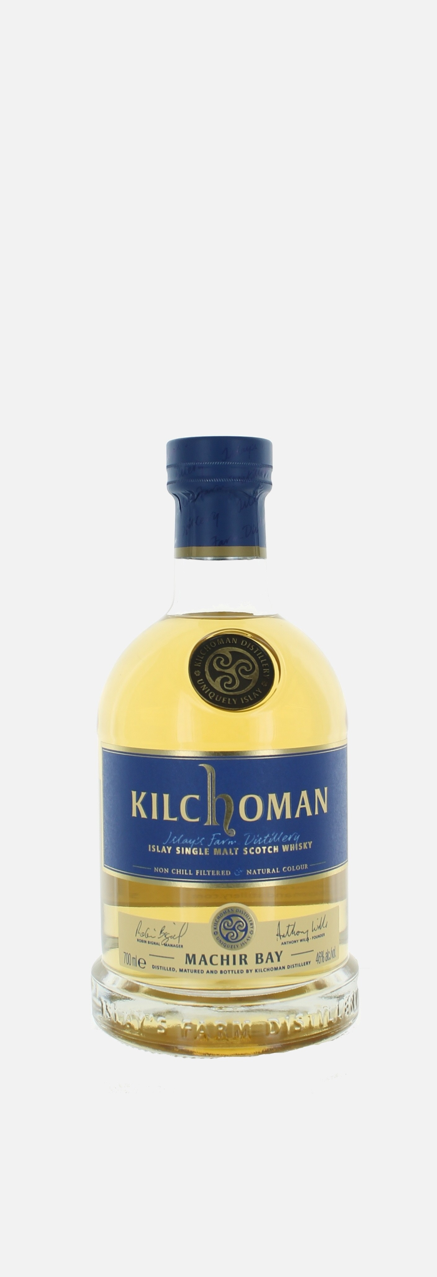 Kilchoman Machir Bay, Single Malt Islay Whisky