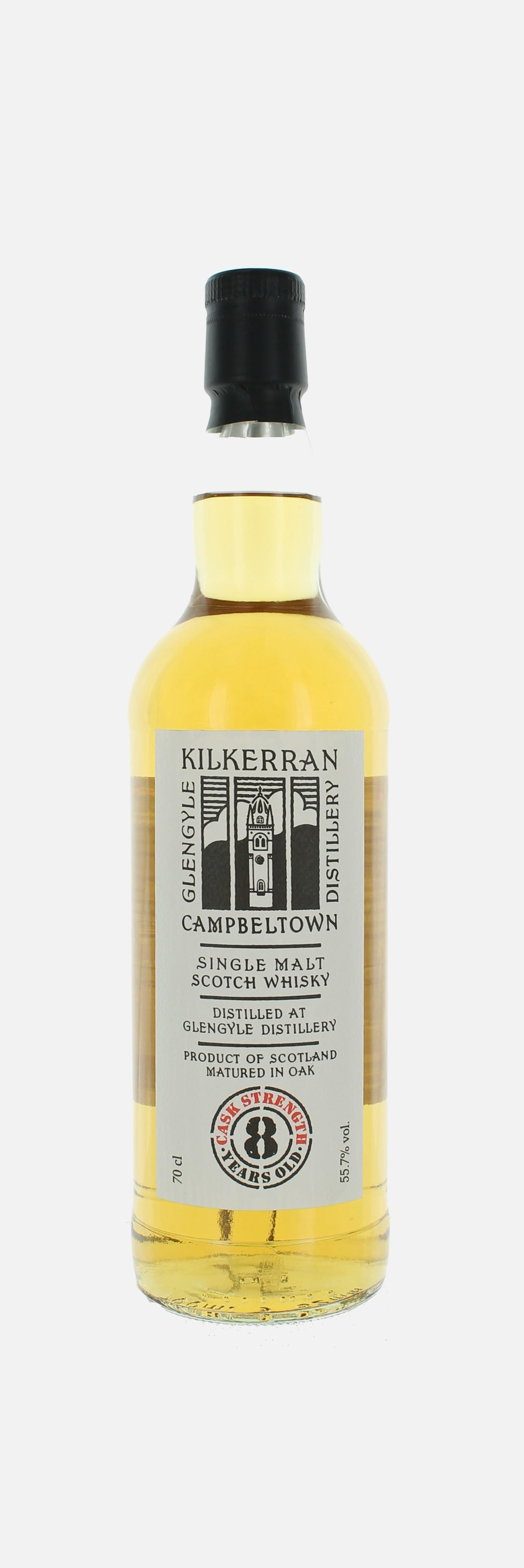 Kilkerran 8 Years, Single Malt, Campbeltown