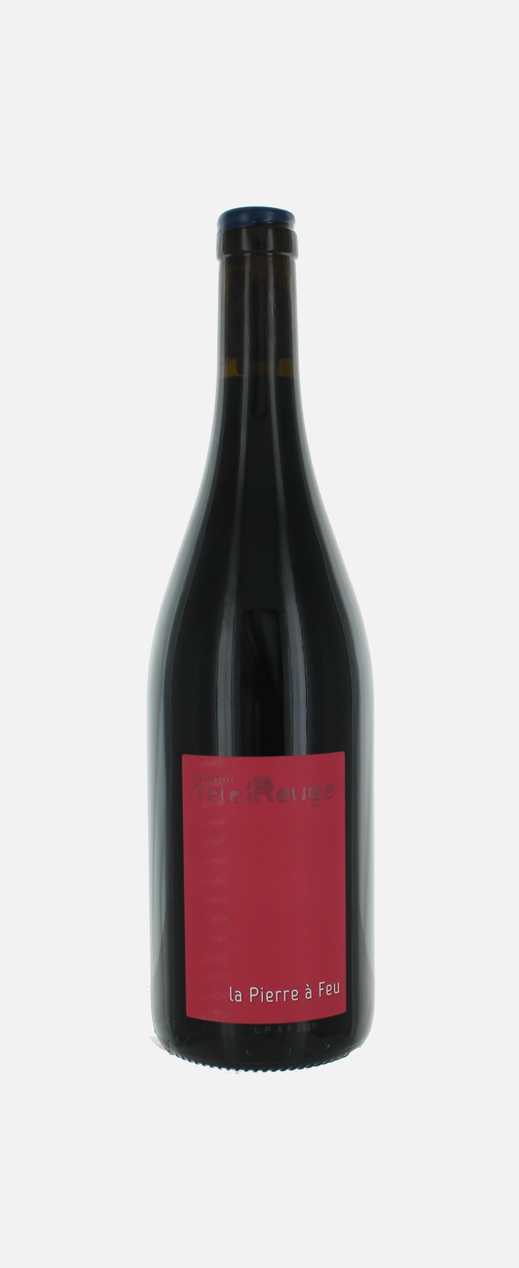La Pierre à Feu, Saumur, Manoir Tête Rouge