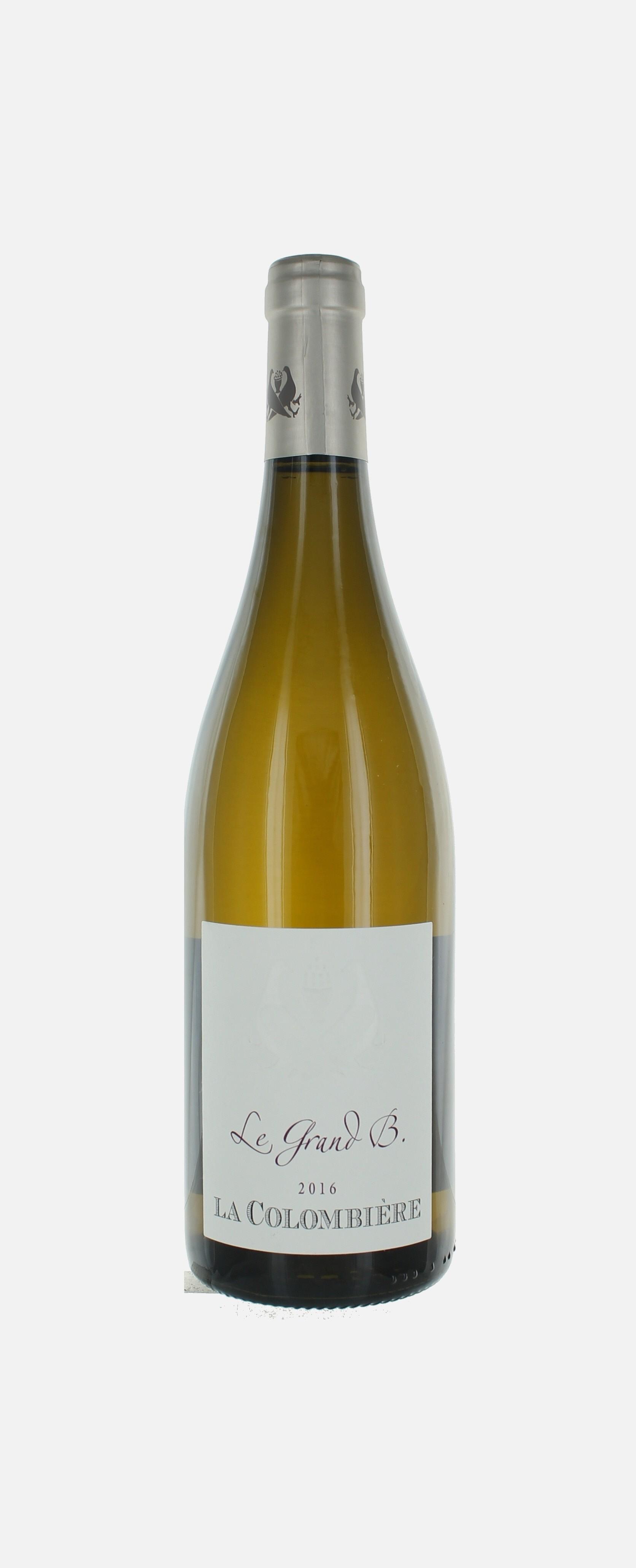 Le Grand B, Vin de France, Colombiere