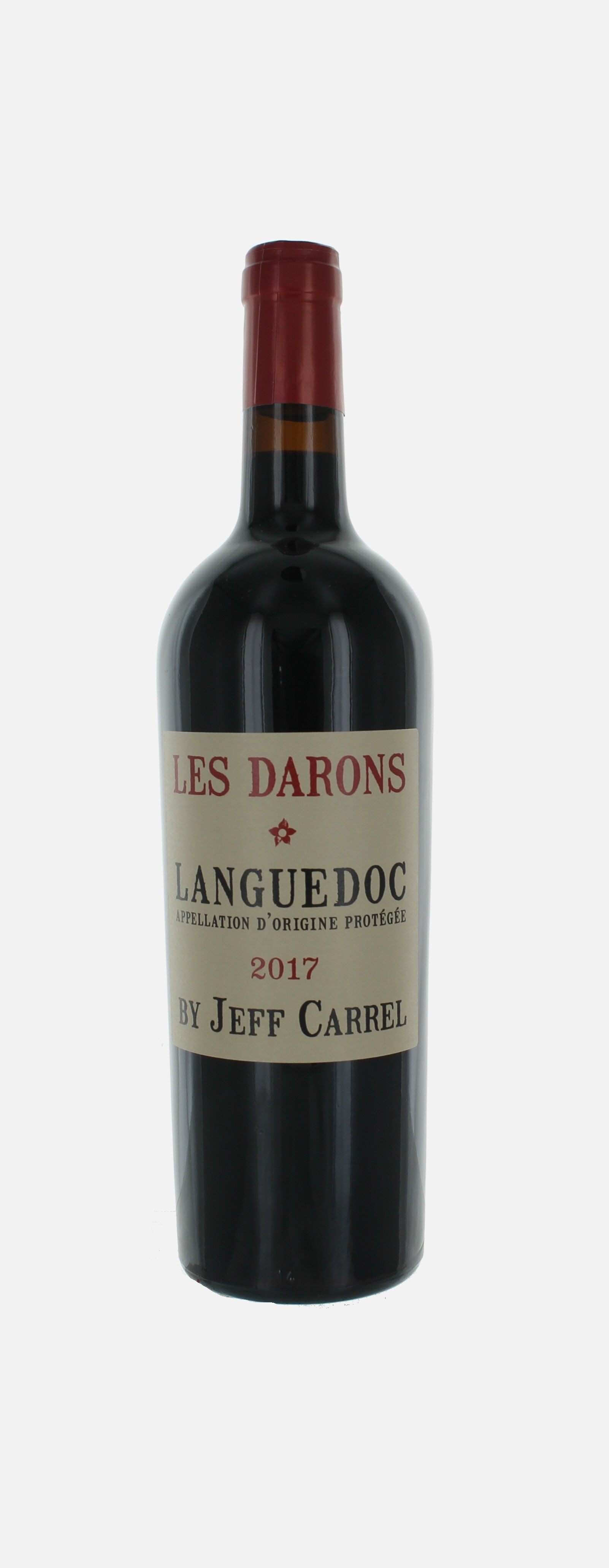 Les Darons, Coteaux du Languedoc, Jeff Carrel