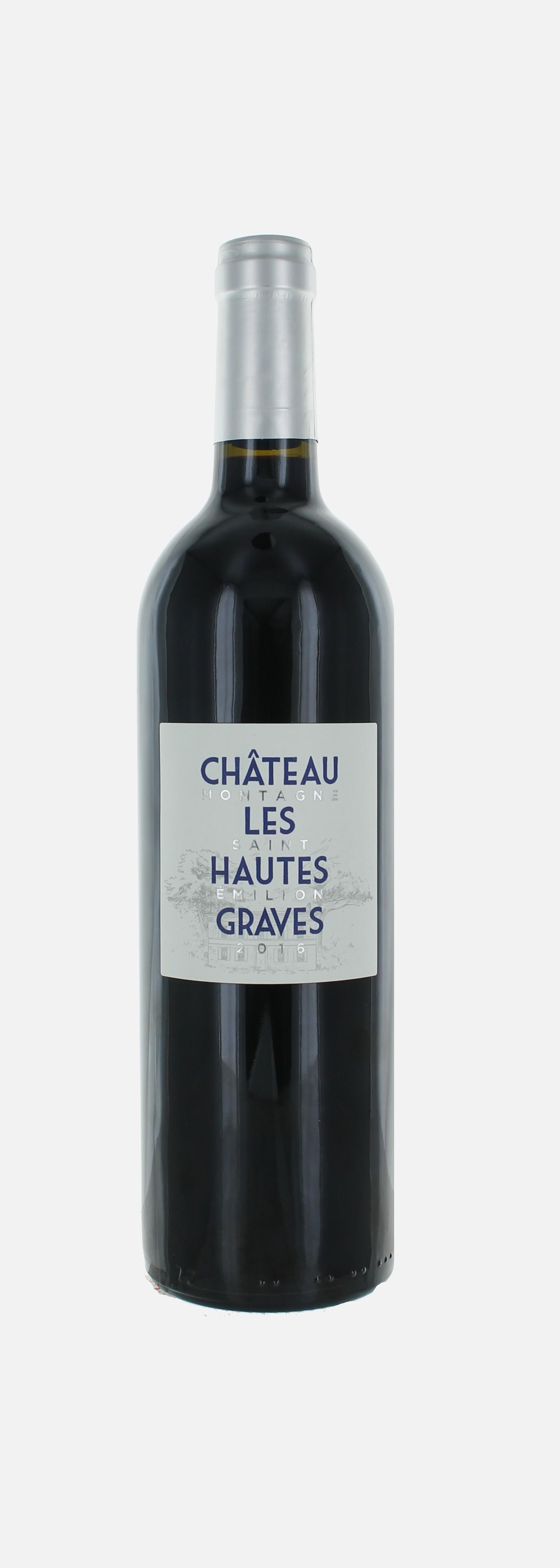 Château Les Hautes Graves, Montagne St Emilion