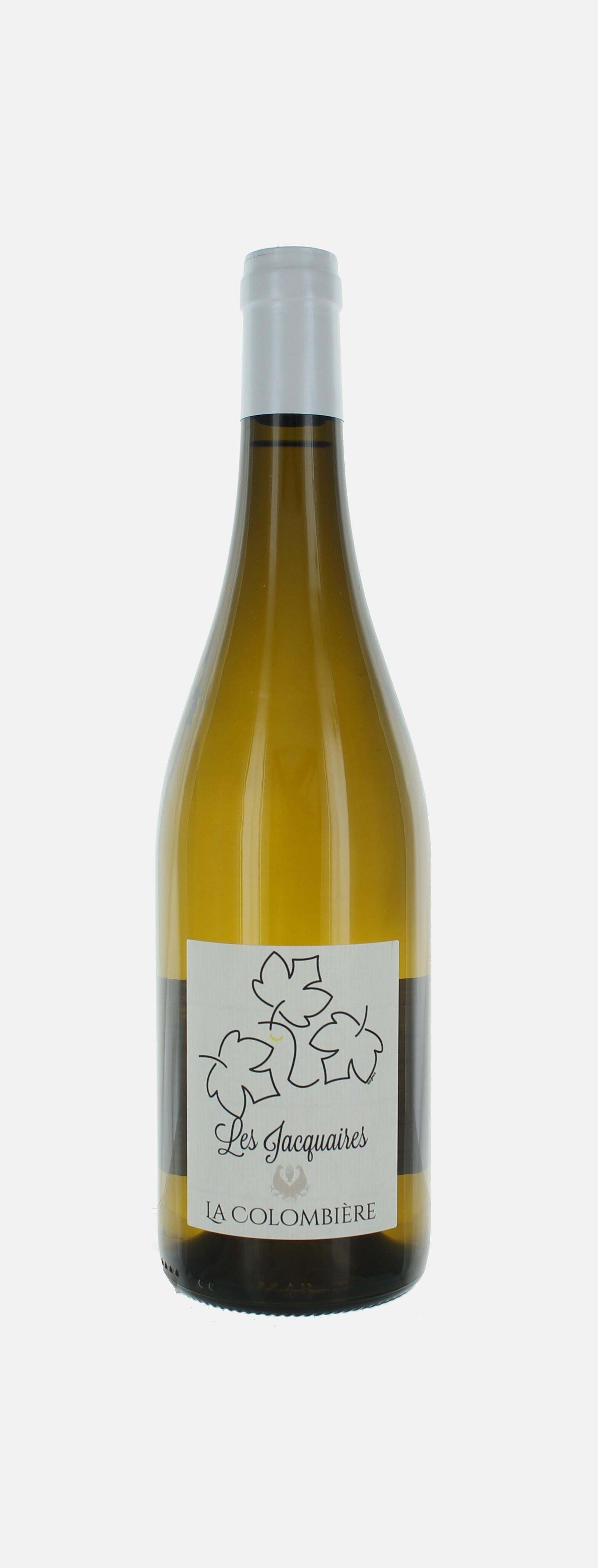 Les Jacquaires, Vin de France, La Colombiere