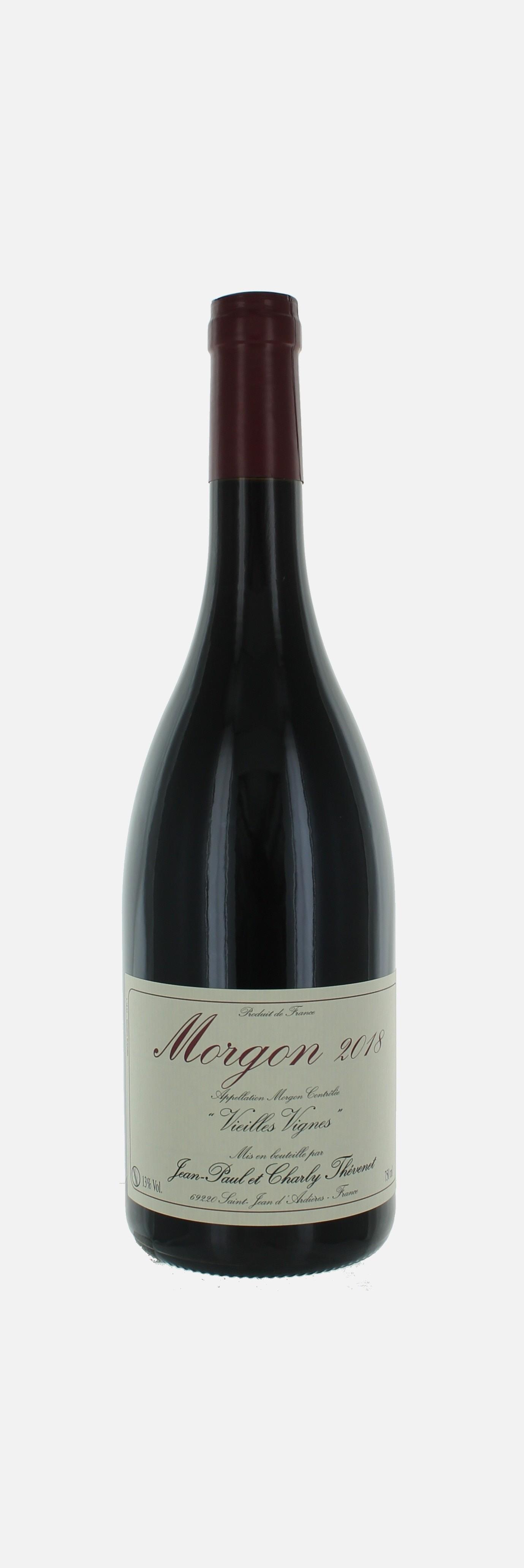 Morgon Vieilles Vignes, Jean paul Thévenet