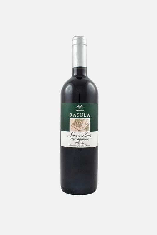 Nero d'Avola,Terre Siciliane, Rasula