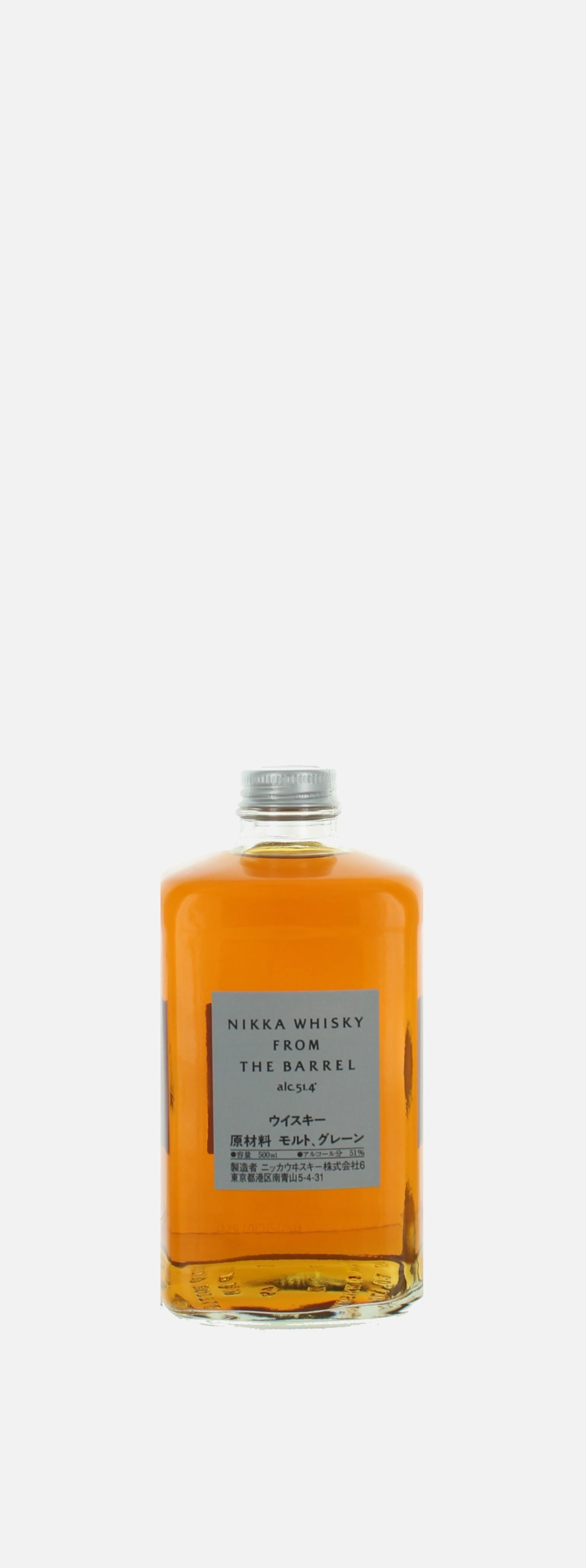 Nikka from the Barrel, Blended Whisky