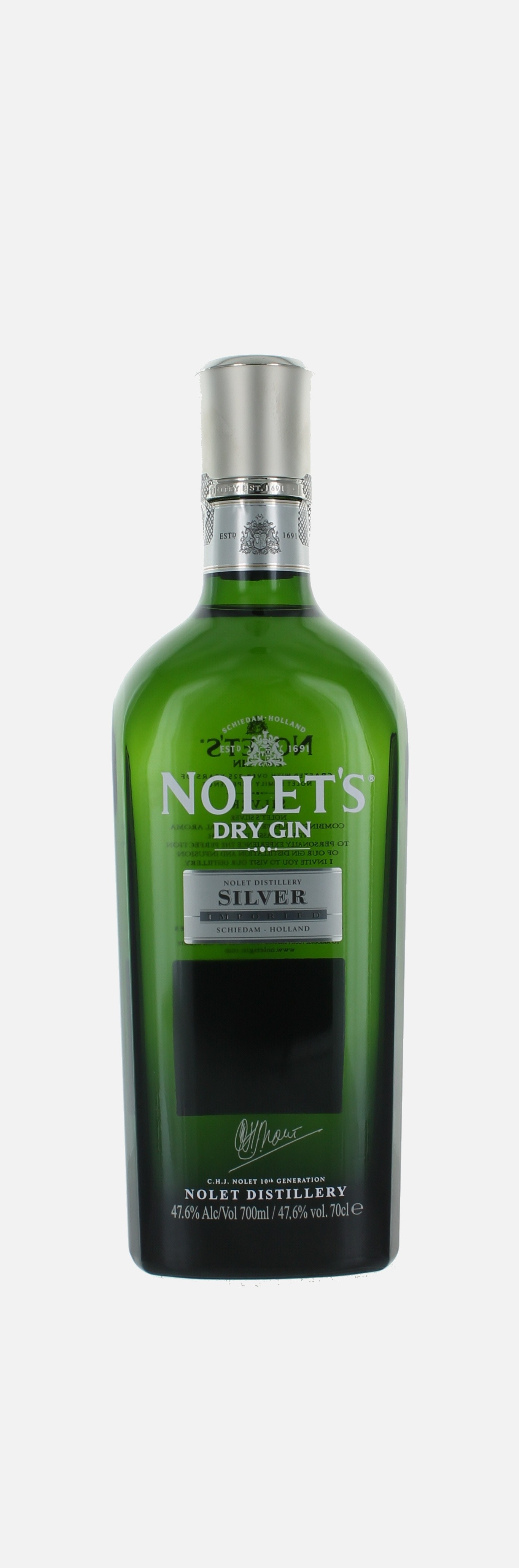 Nolet's Gin, Silver dry