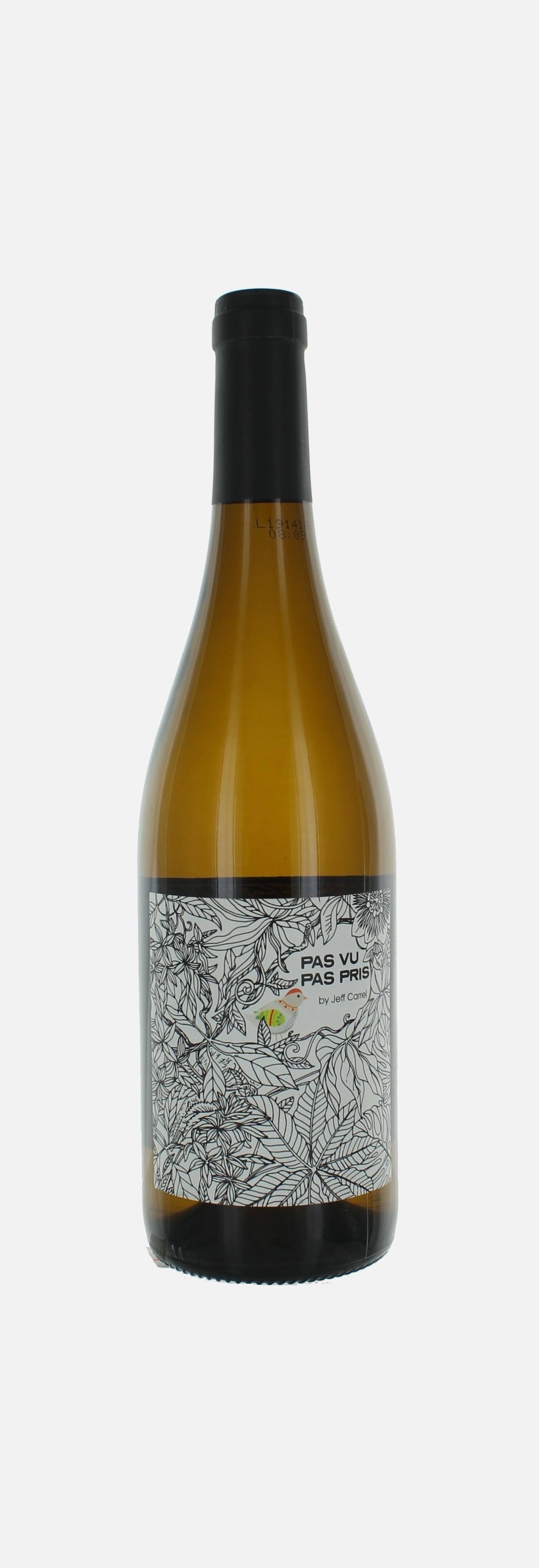 Pas vu Pas pris, Vin de France, Jeff Carrel