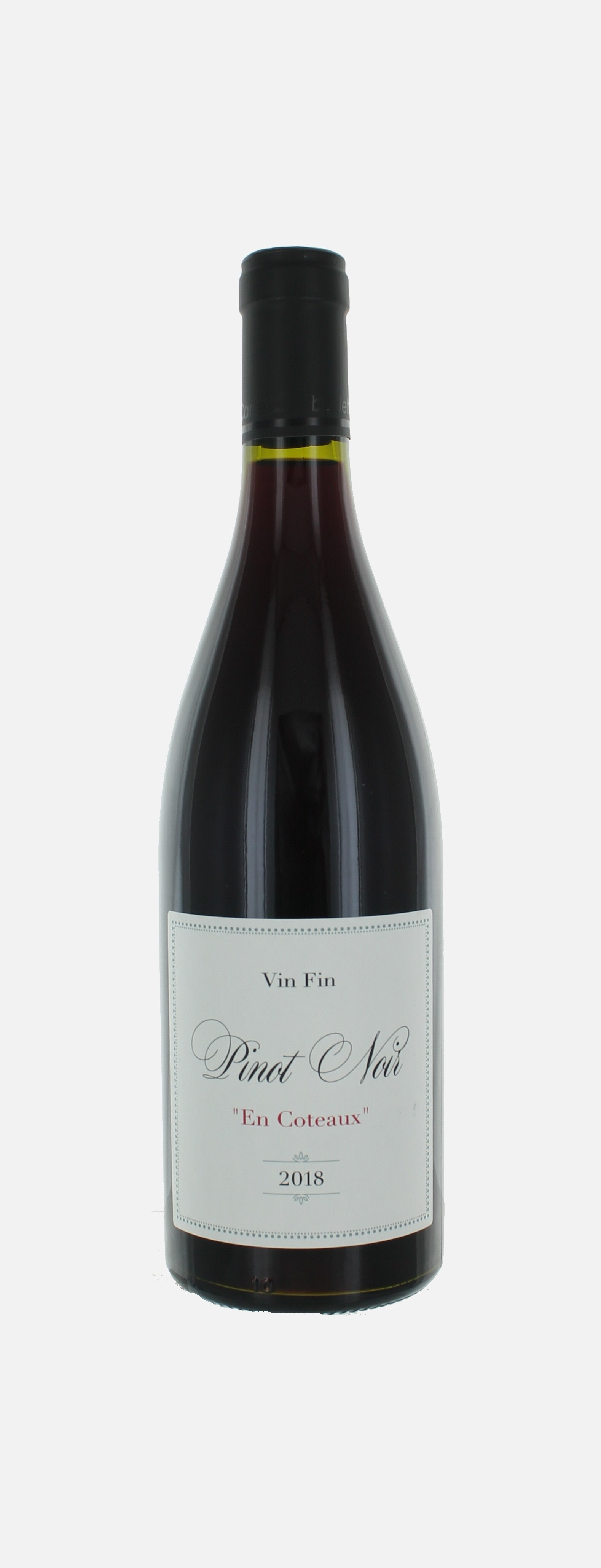 Pinot noir, Pays d'Oc, Jeff Carrel