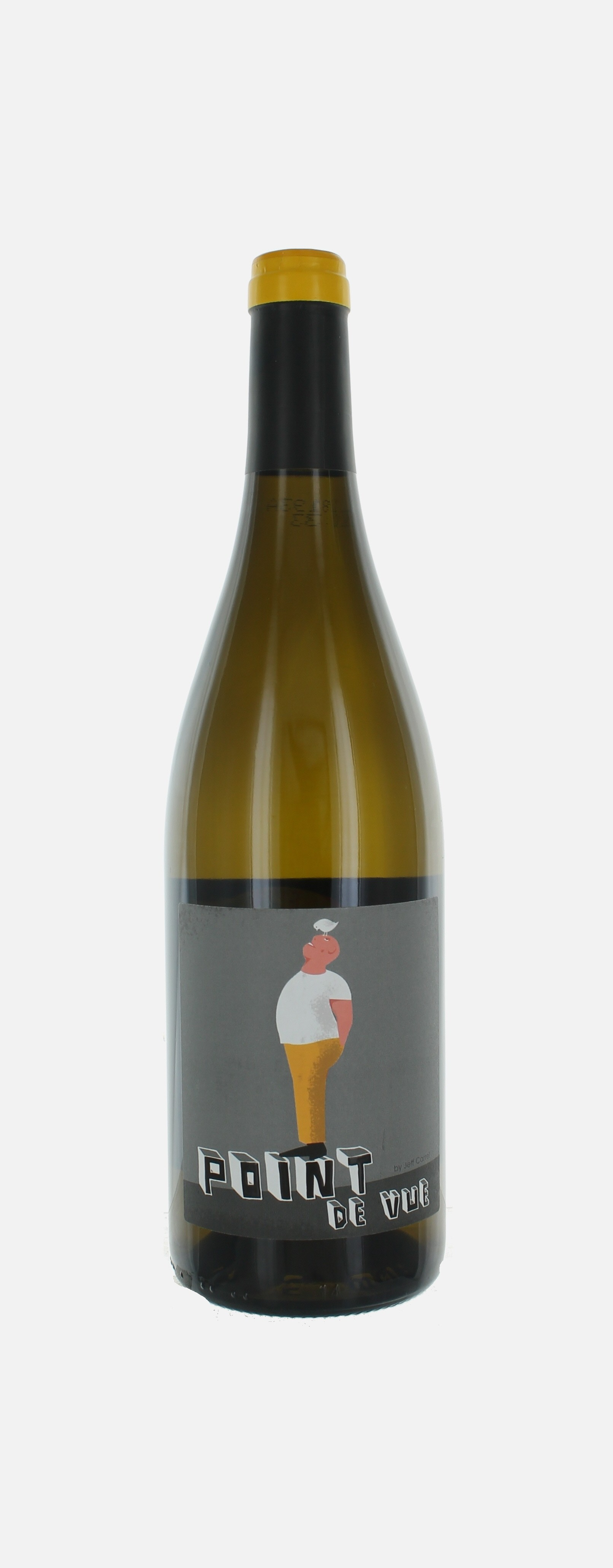 Point de Vue Blanc, Vin de France, Jeff Carrel