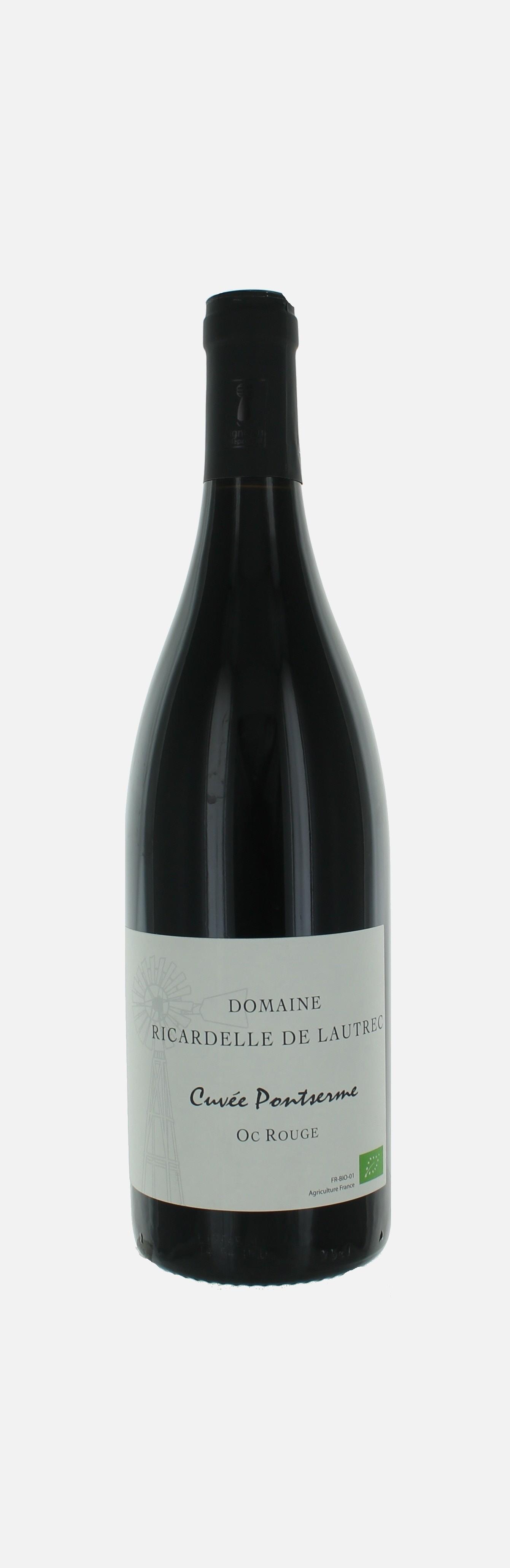 Pontserme, Pays d'Oc, Ricardelle de Lautrec