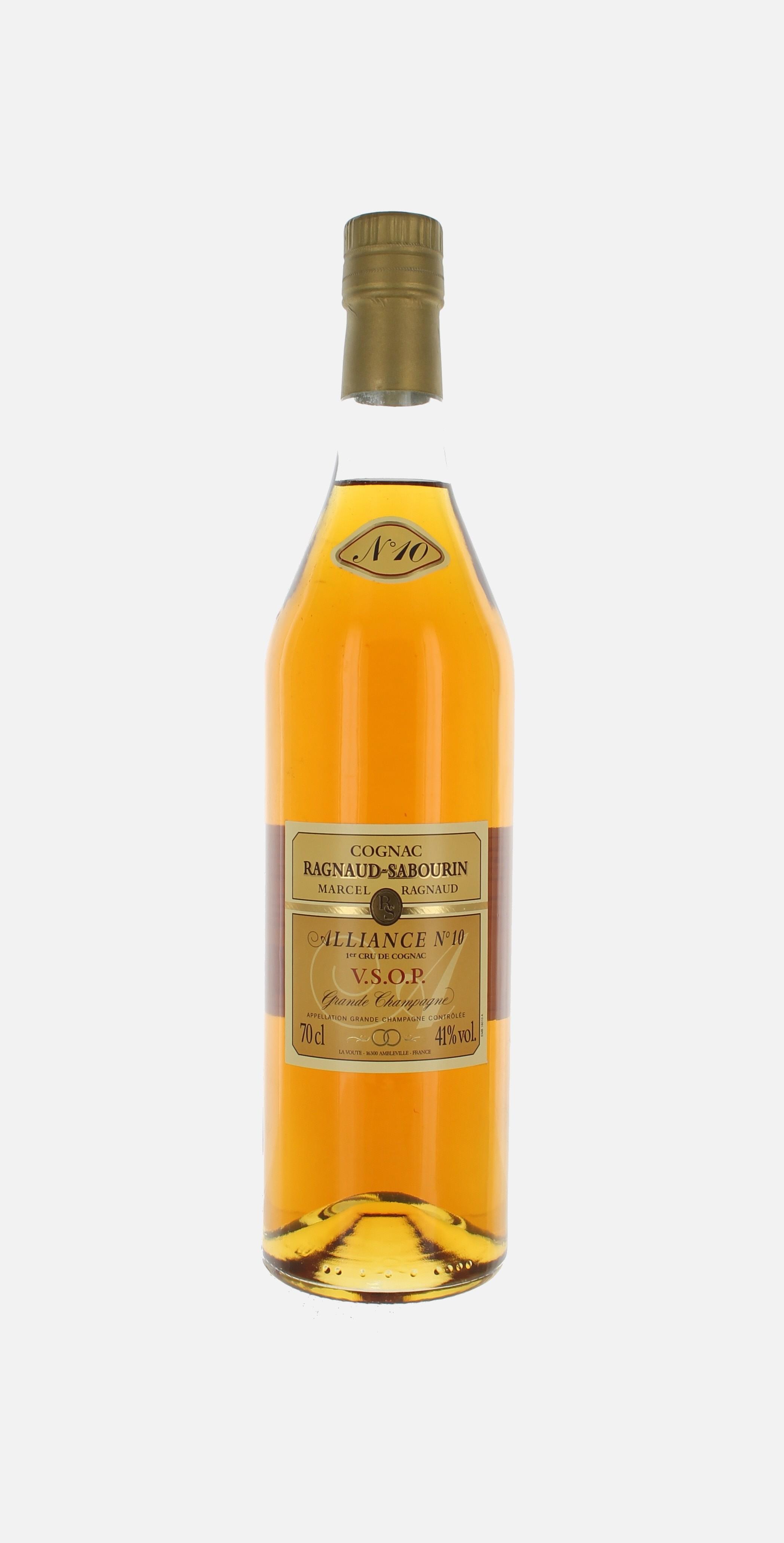 Ragnaud-Sabourin VSOP N°10, Cognac