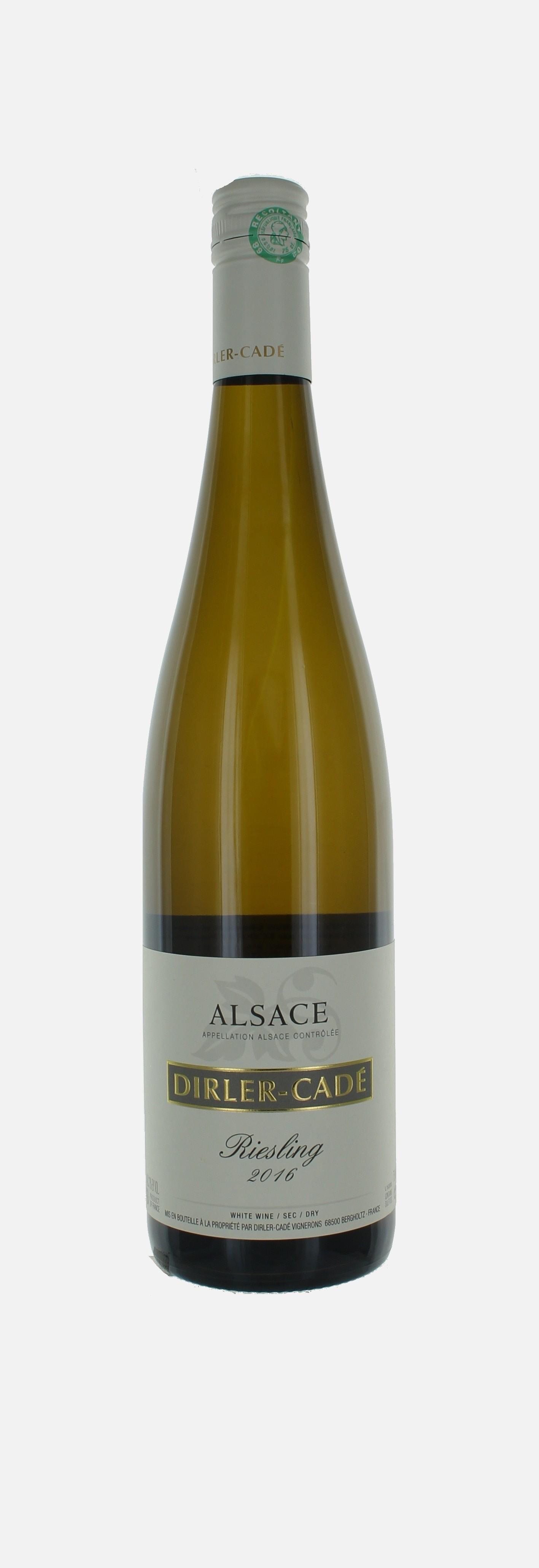 Riesling, Alsace, Domaine Direler-Cade