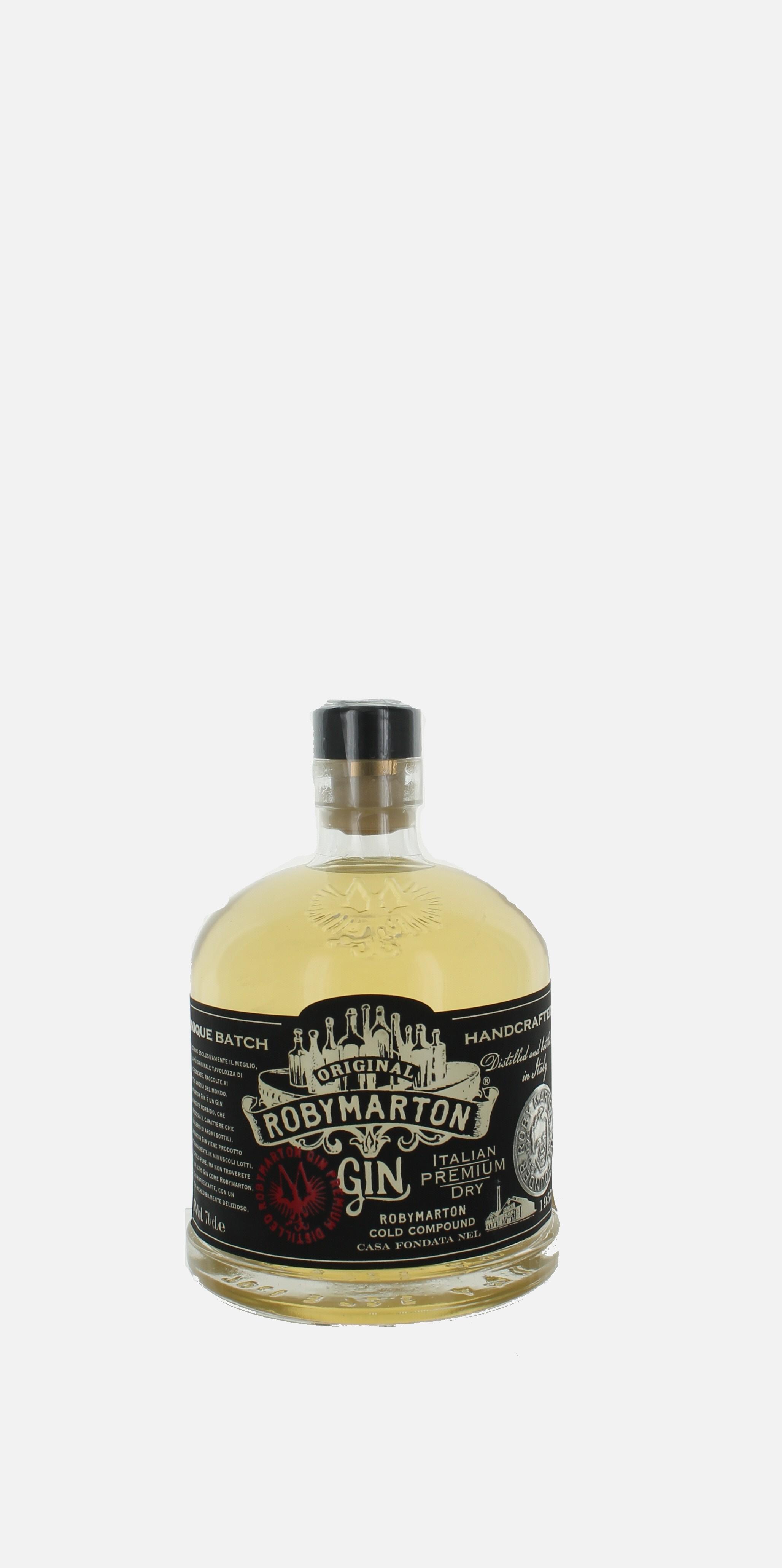 Roby Marton, Gin