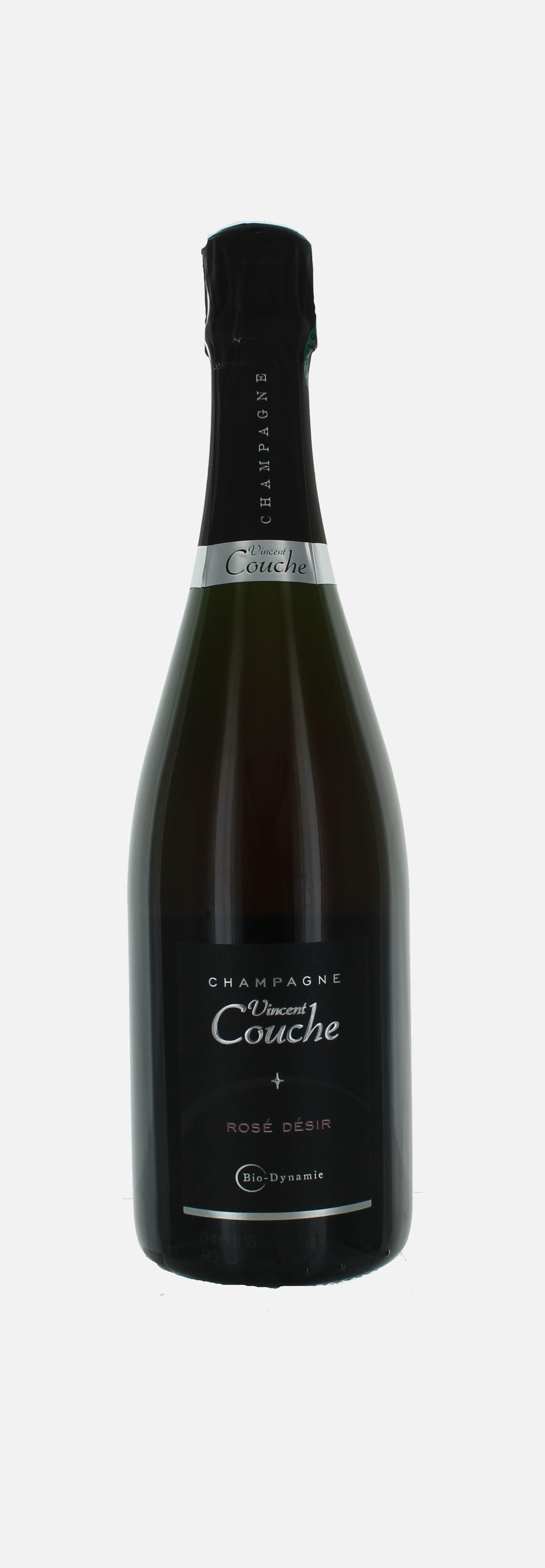 Rsé Désir, Champagne Brut, Vincent Couche