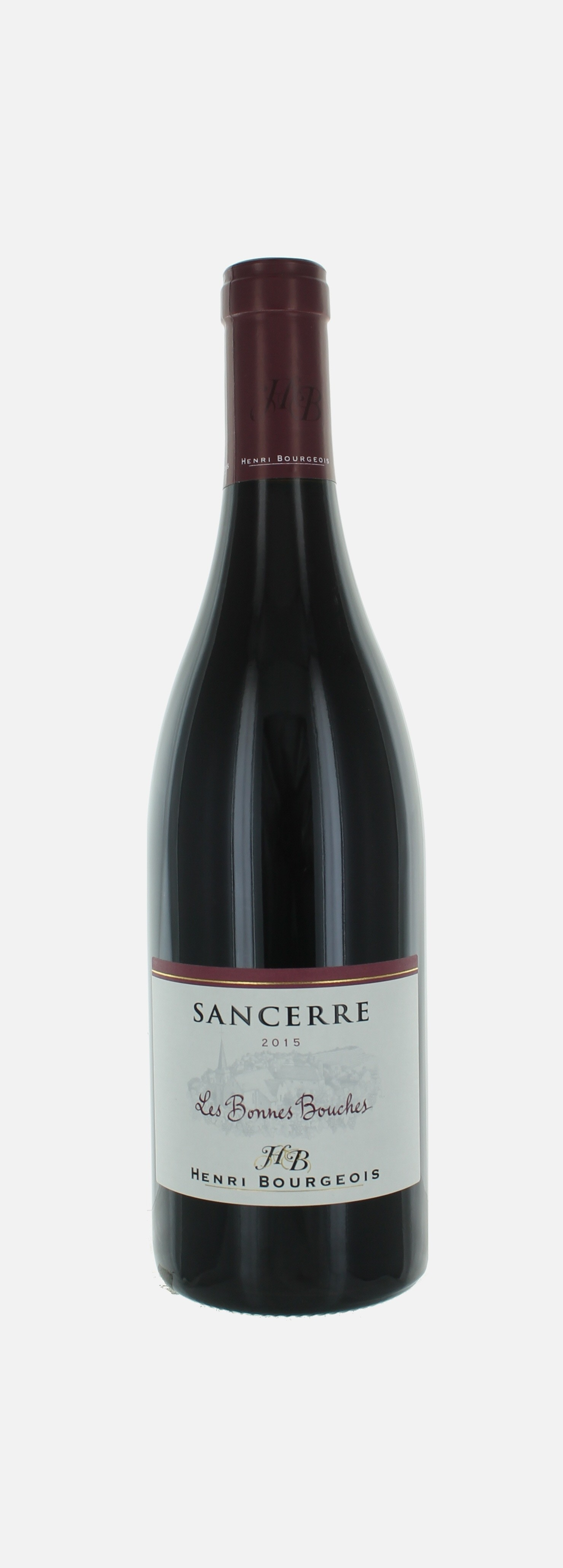 Sancerre rouge, Henry Bourgeois