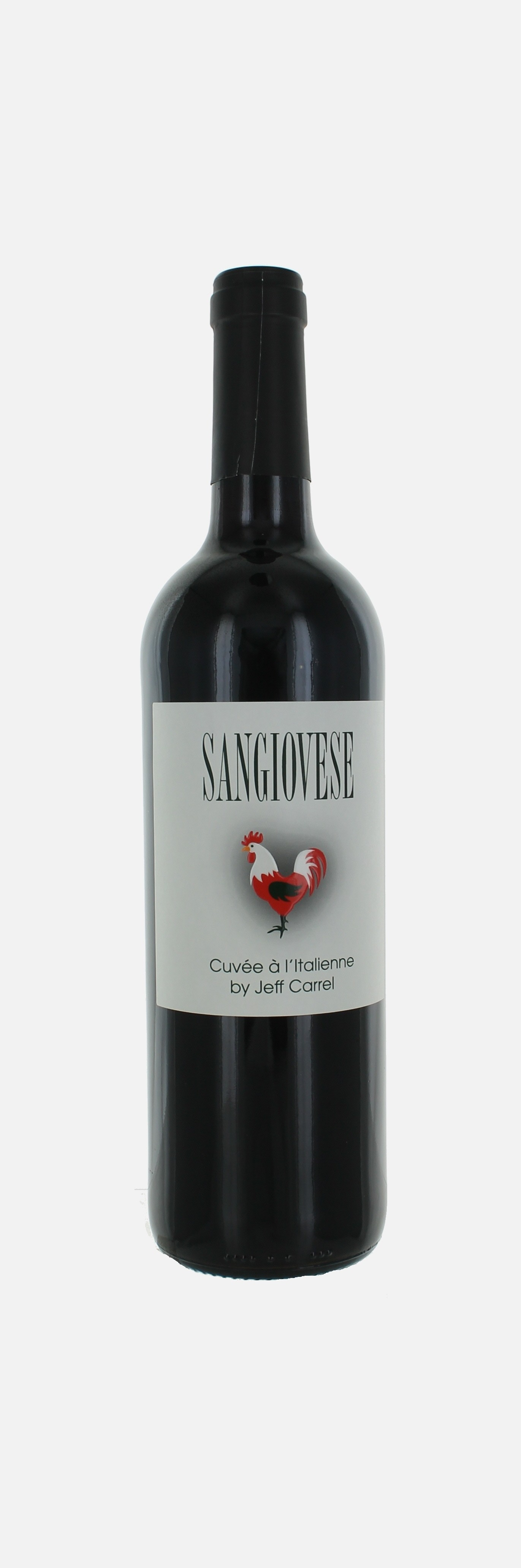Sangiovese, Vin de France, Jeff Carrel