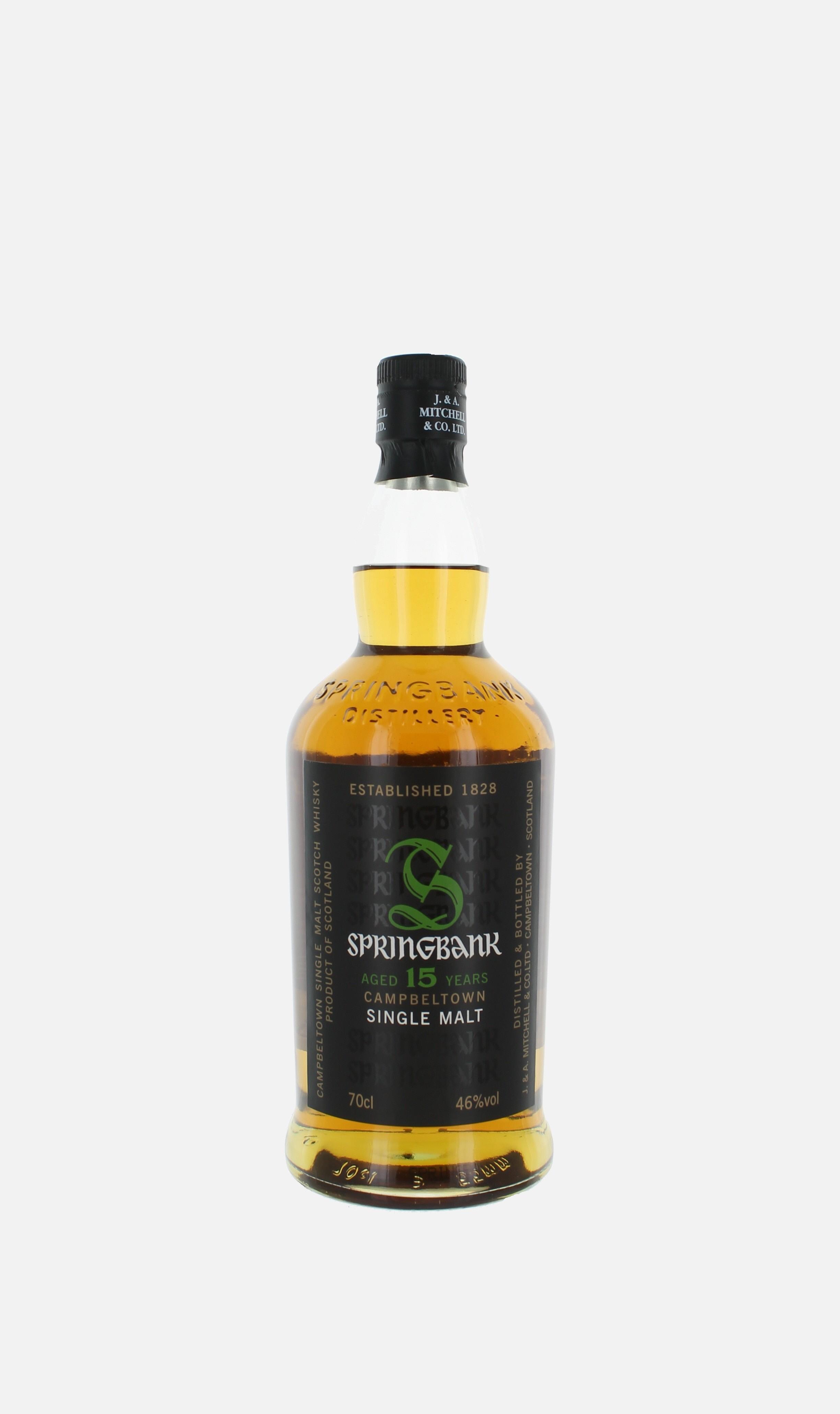 Springbank 10 Years, Campbeltown, Single Malt