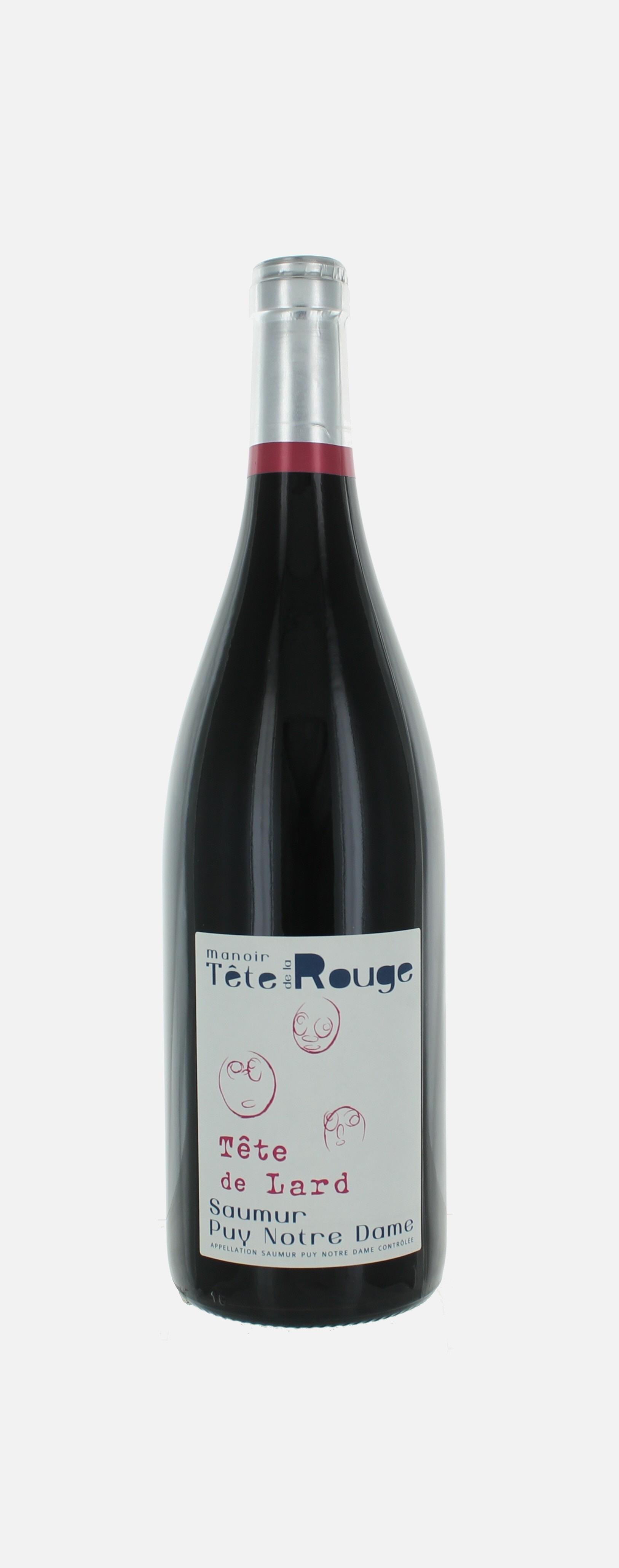 Tête de Lard, Saumur, Manoir de la Tête Rouge