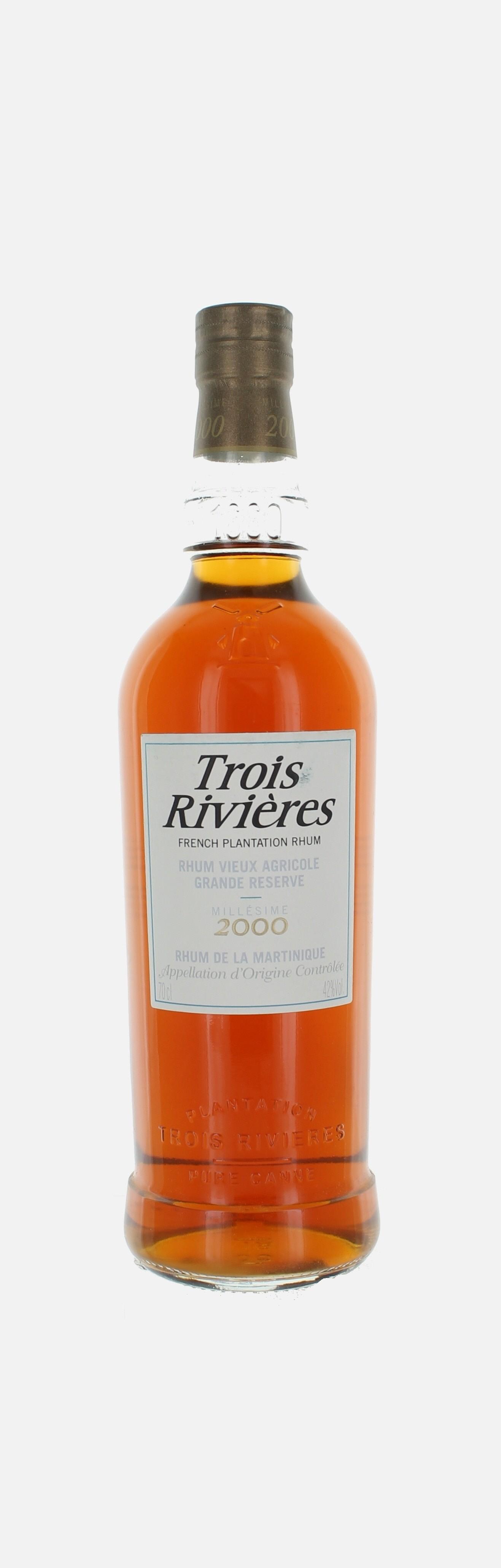Trois Rivières , Rhum Vieux Agricole