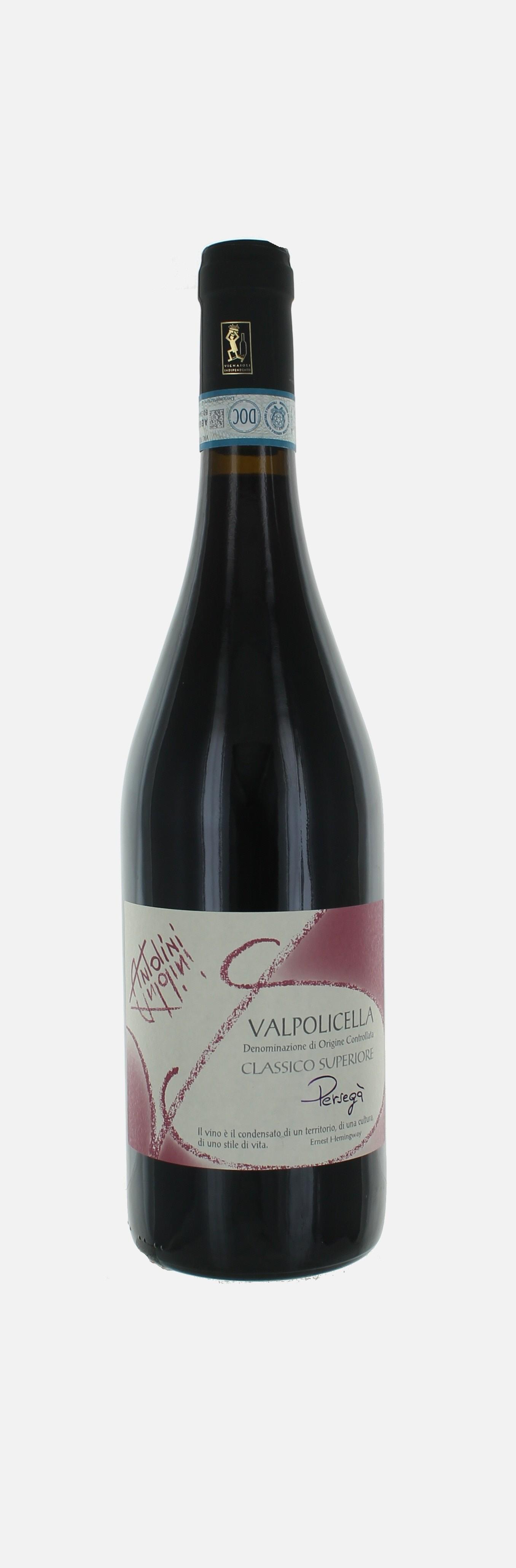 Valpolicella Classico Superiore, Persega, Antolini